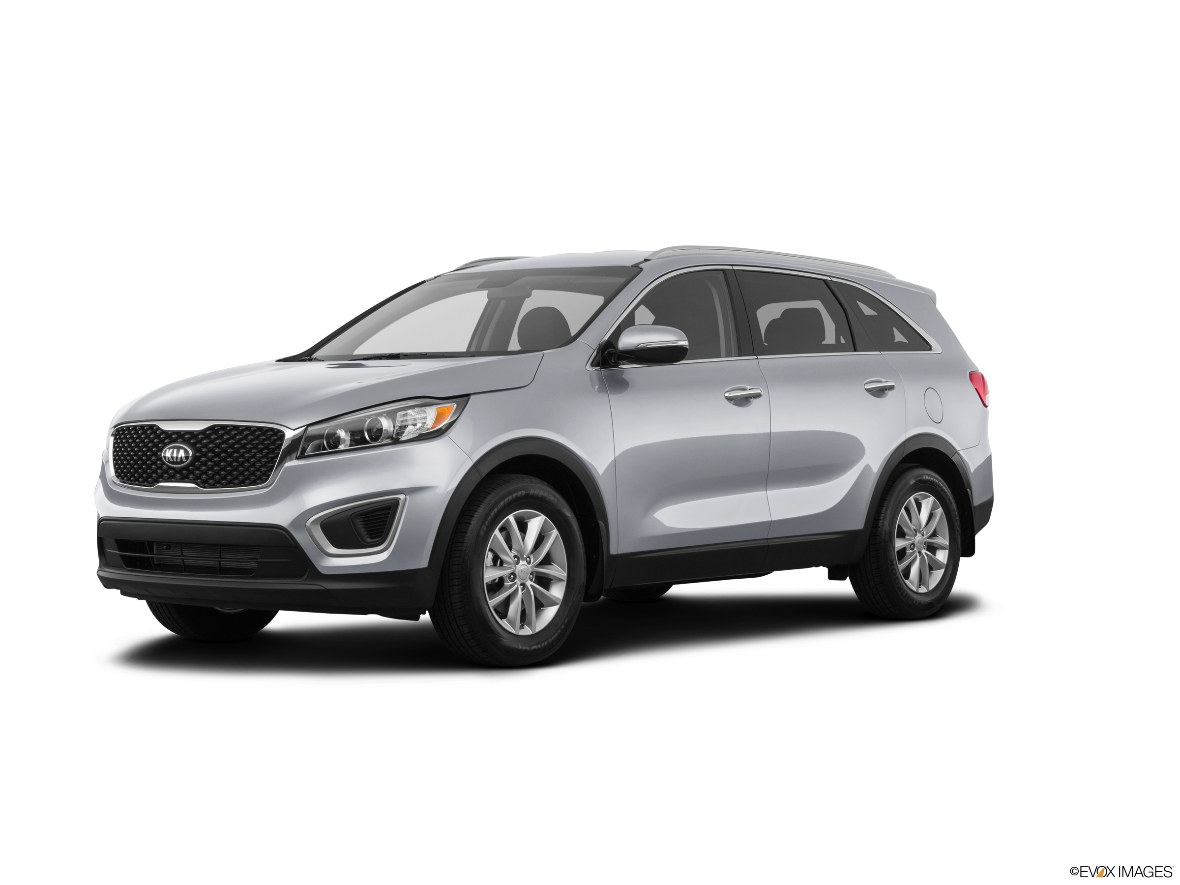 25 Best-Selling SUVs of 2018 - Kia Sorento