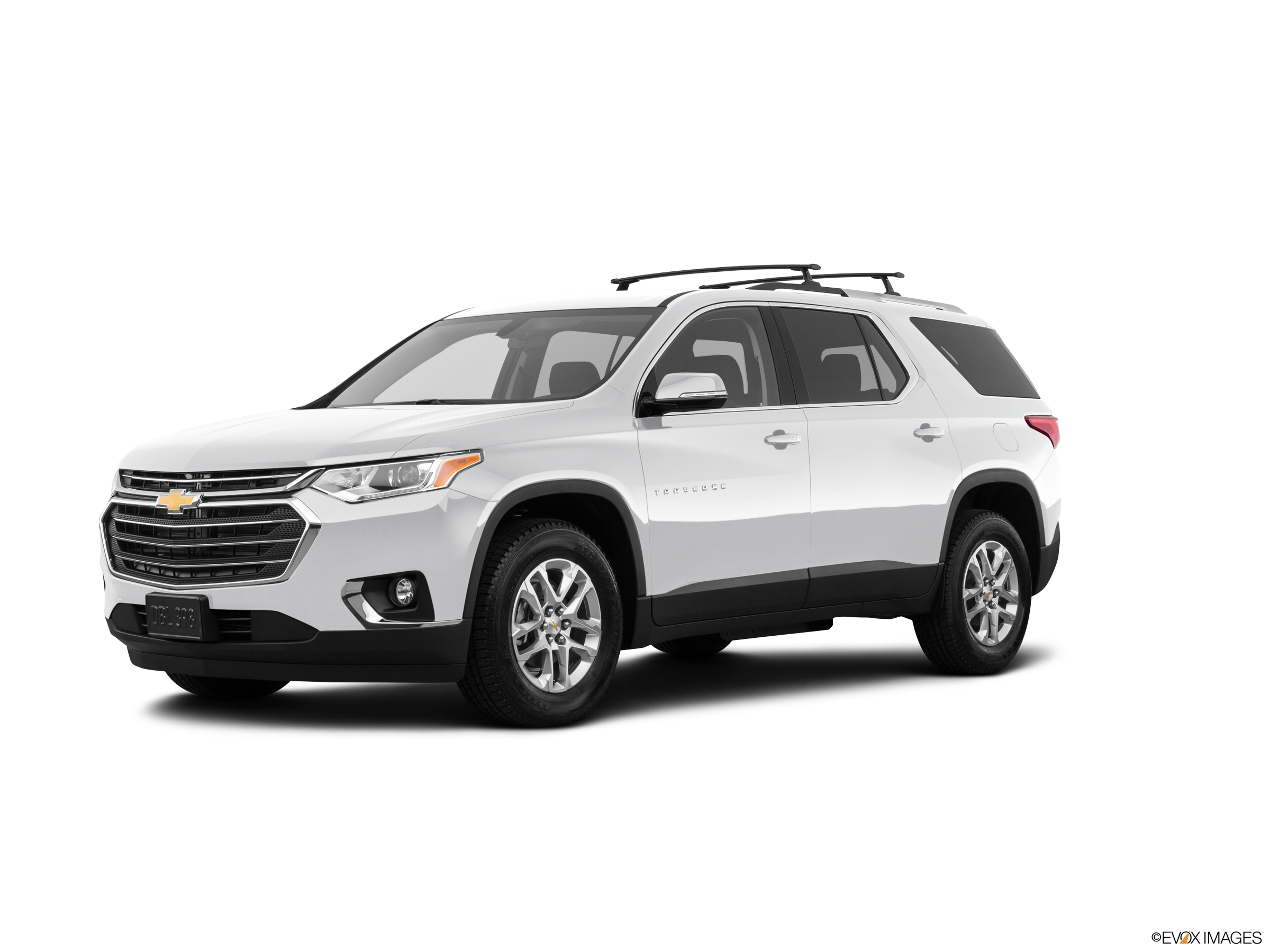 25 Best-Selling SUVs of 2018 - Chevrolet Traverse