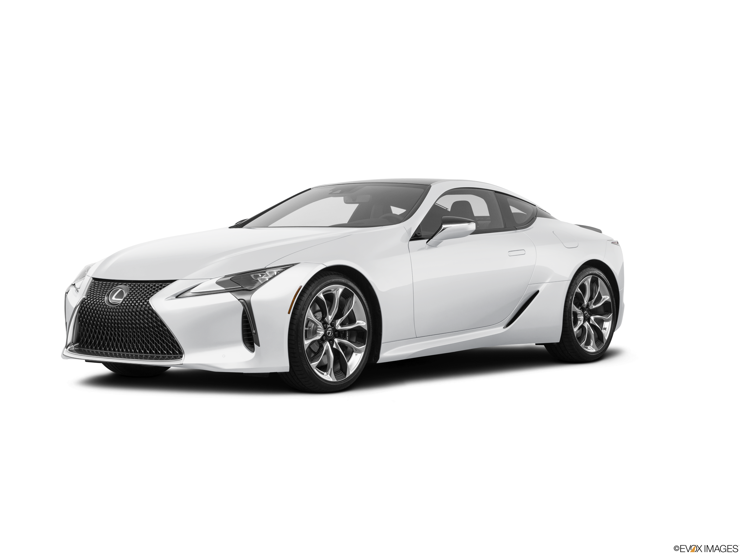 Highest Horsepower Luxury Vehicles of 2019 - 2019 Lexus LC