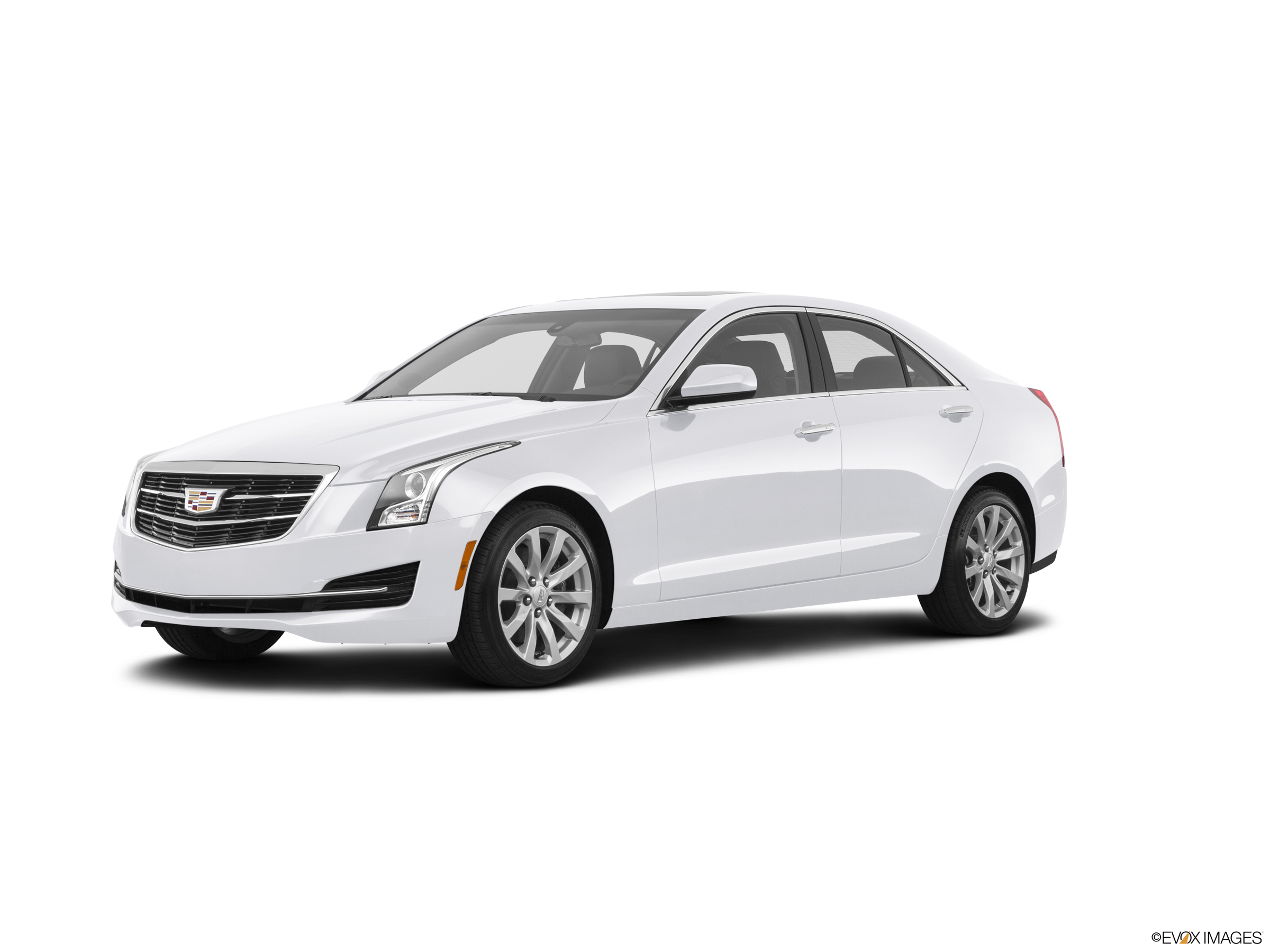 10 Best Luxury Cars Under $35,000 - 2018 Cadillac ATS