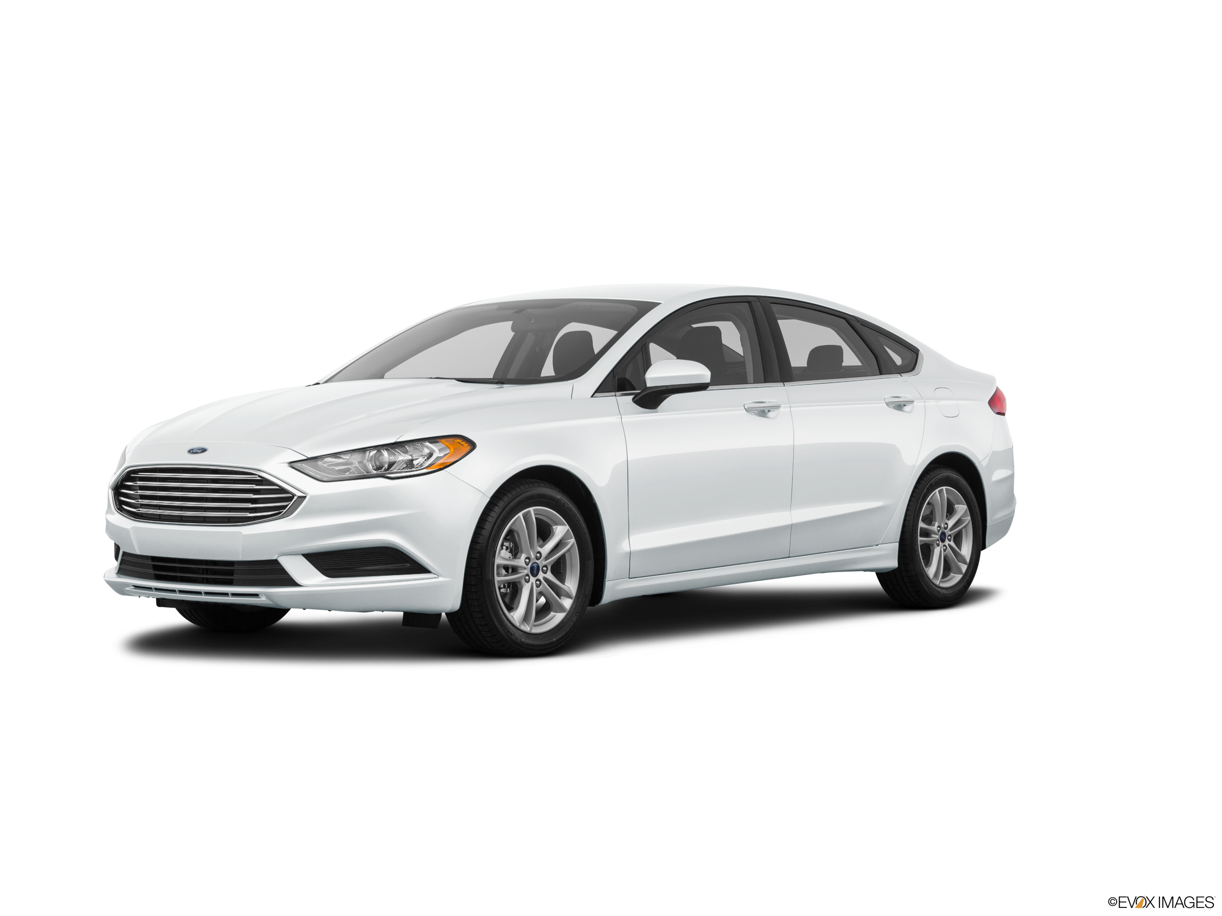Most Popular Hybrids of 2018 - 2018 Ford Fusion