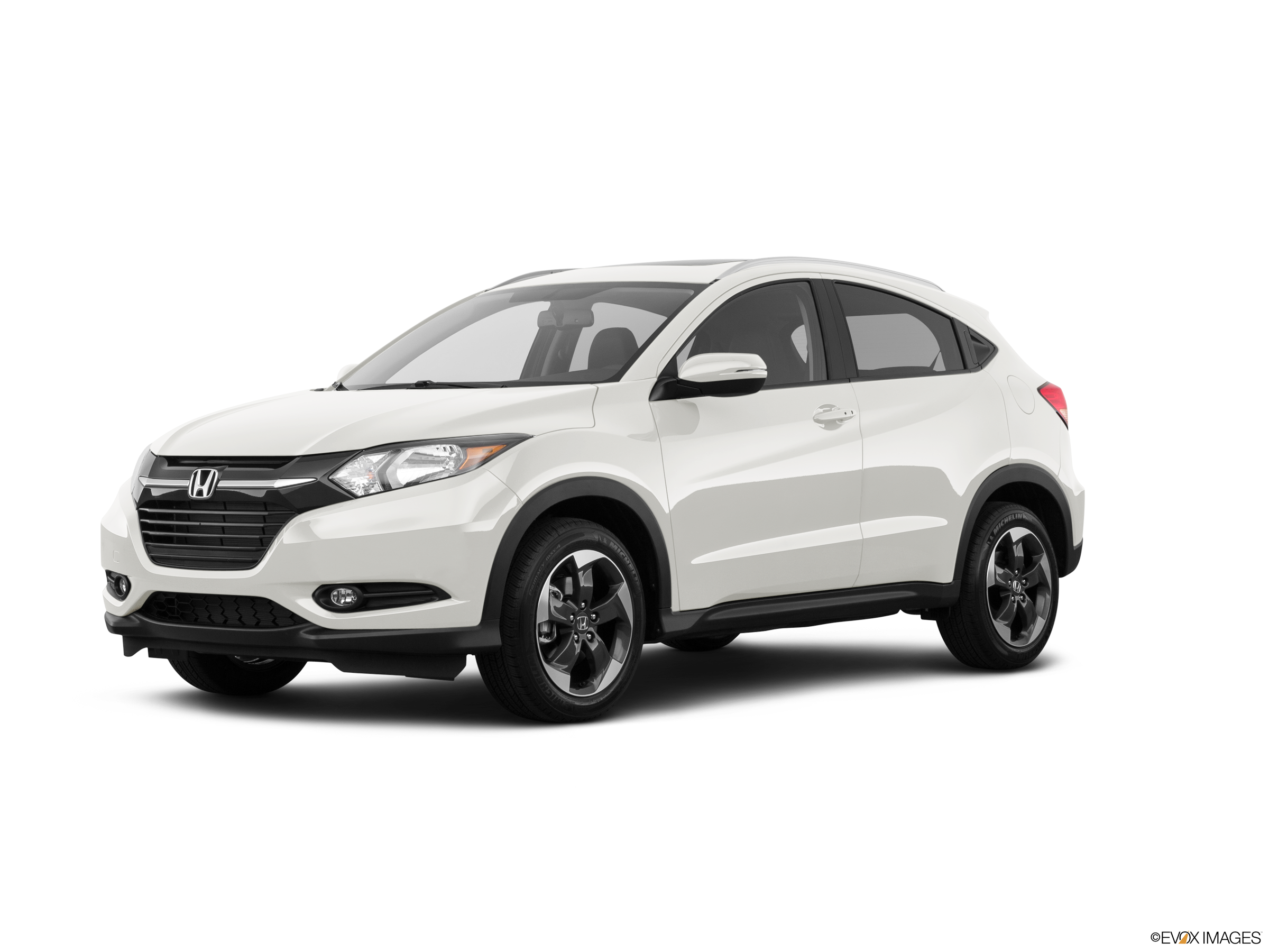 Most Fuel Efficient SUVS of 2018 - 2018 Honda HR-V