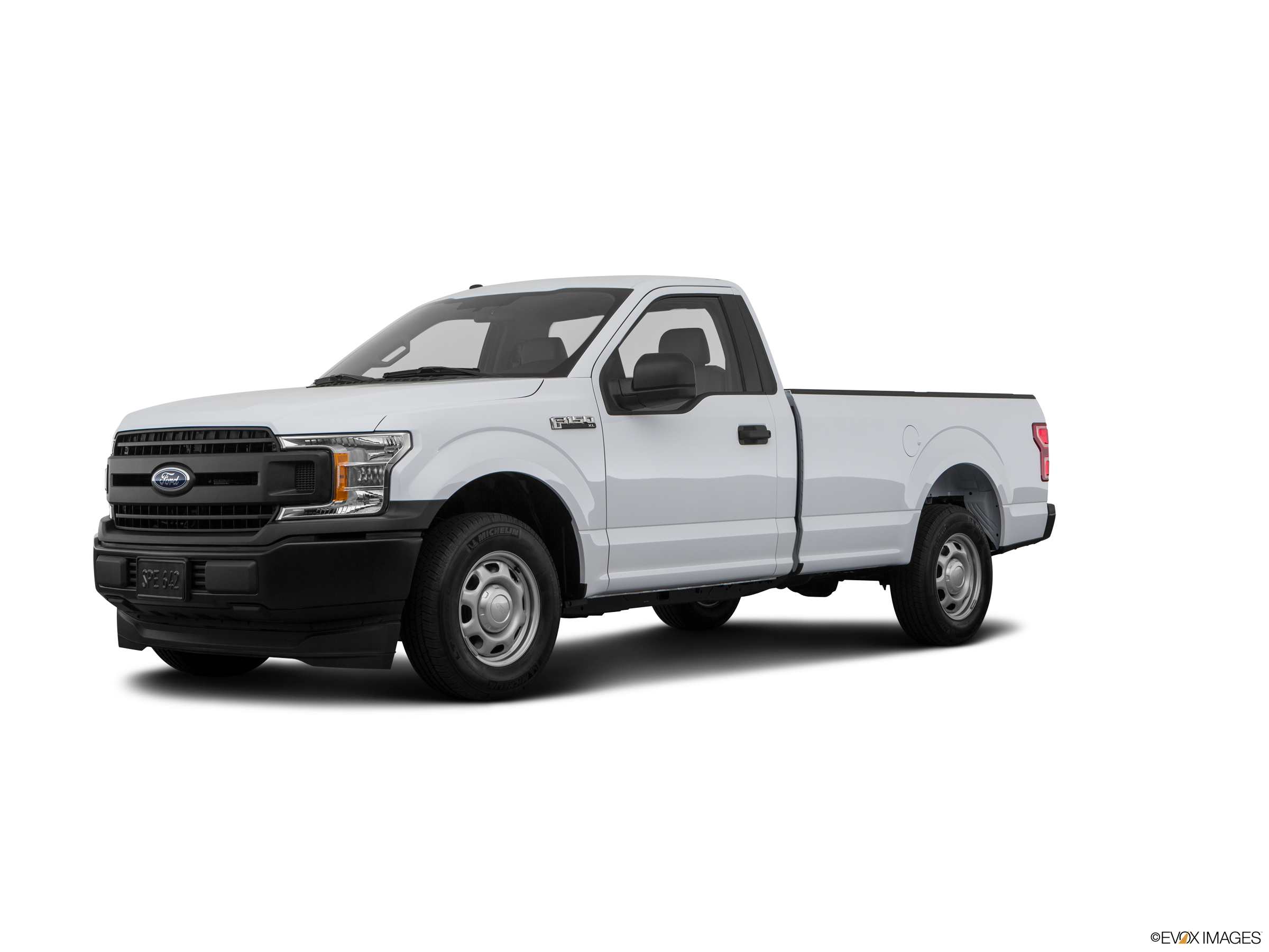 Top Consumer Rated Trucks of 2018 - 2018 Ford F150 Regular Cab
