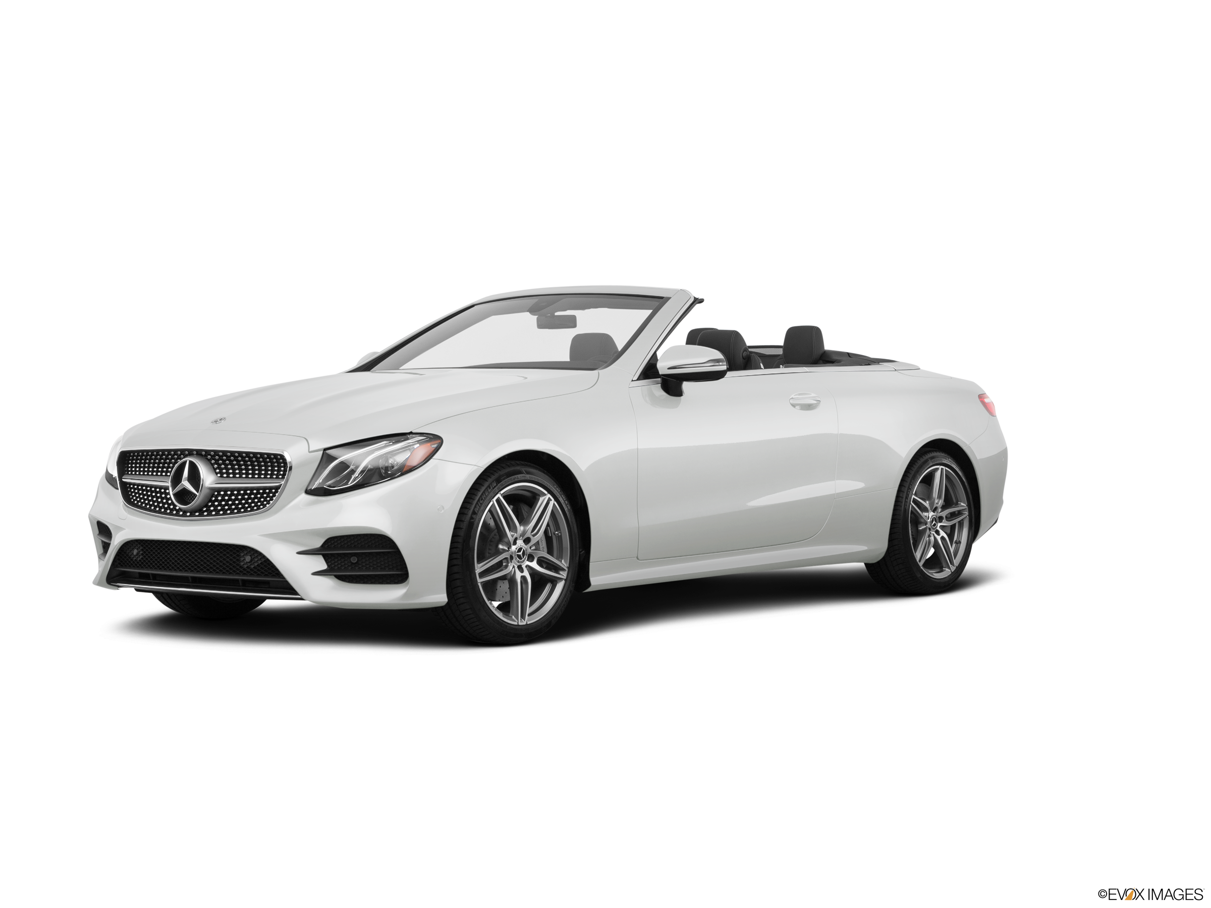 Top Expert Rated Luxury Vehicles of 2018 - 2018 Mercedes-Benz E-Class