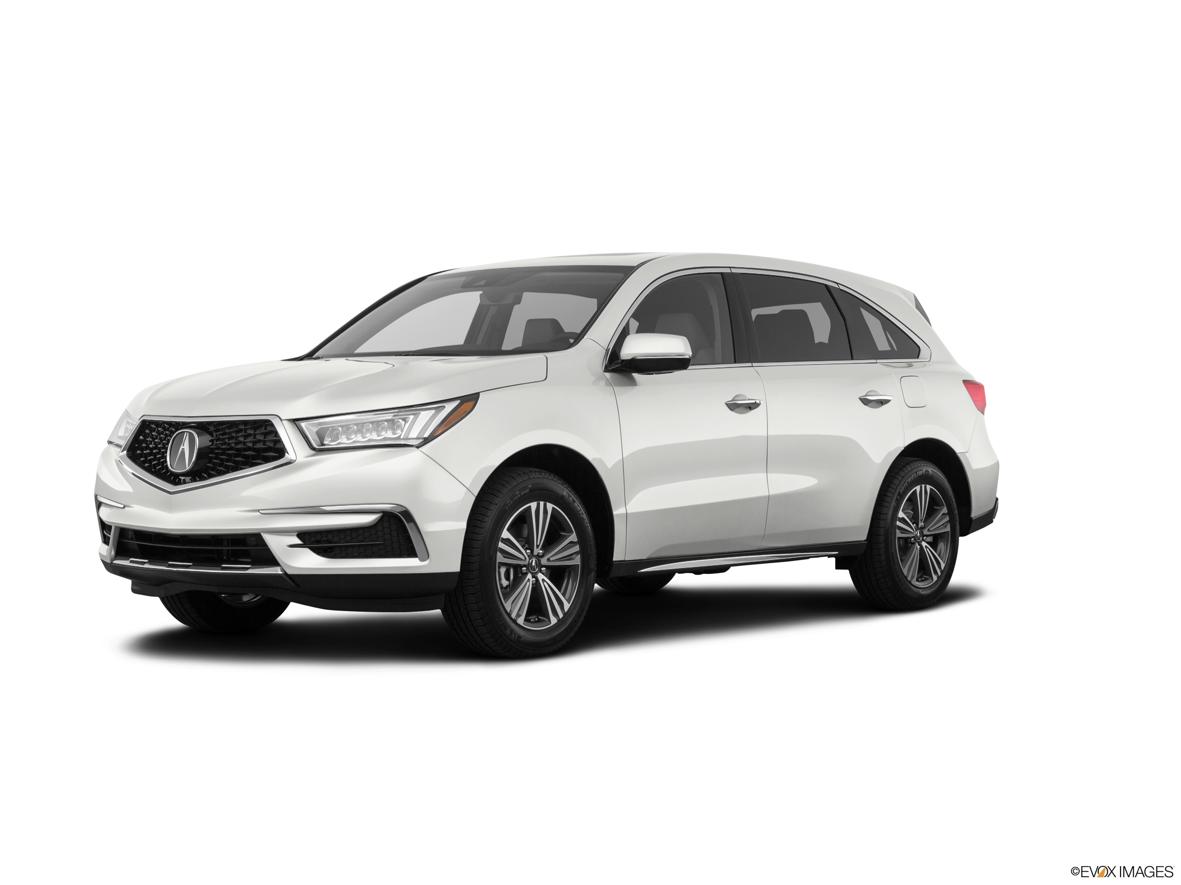Top Expert Rated Crossovers of 2019 - 2019 Acura MDX