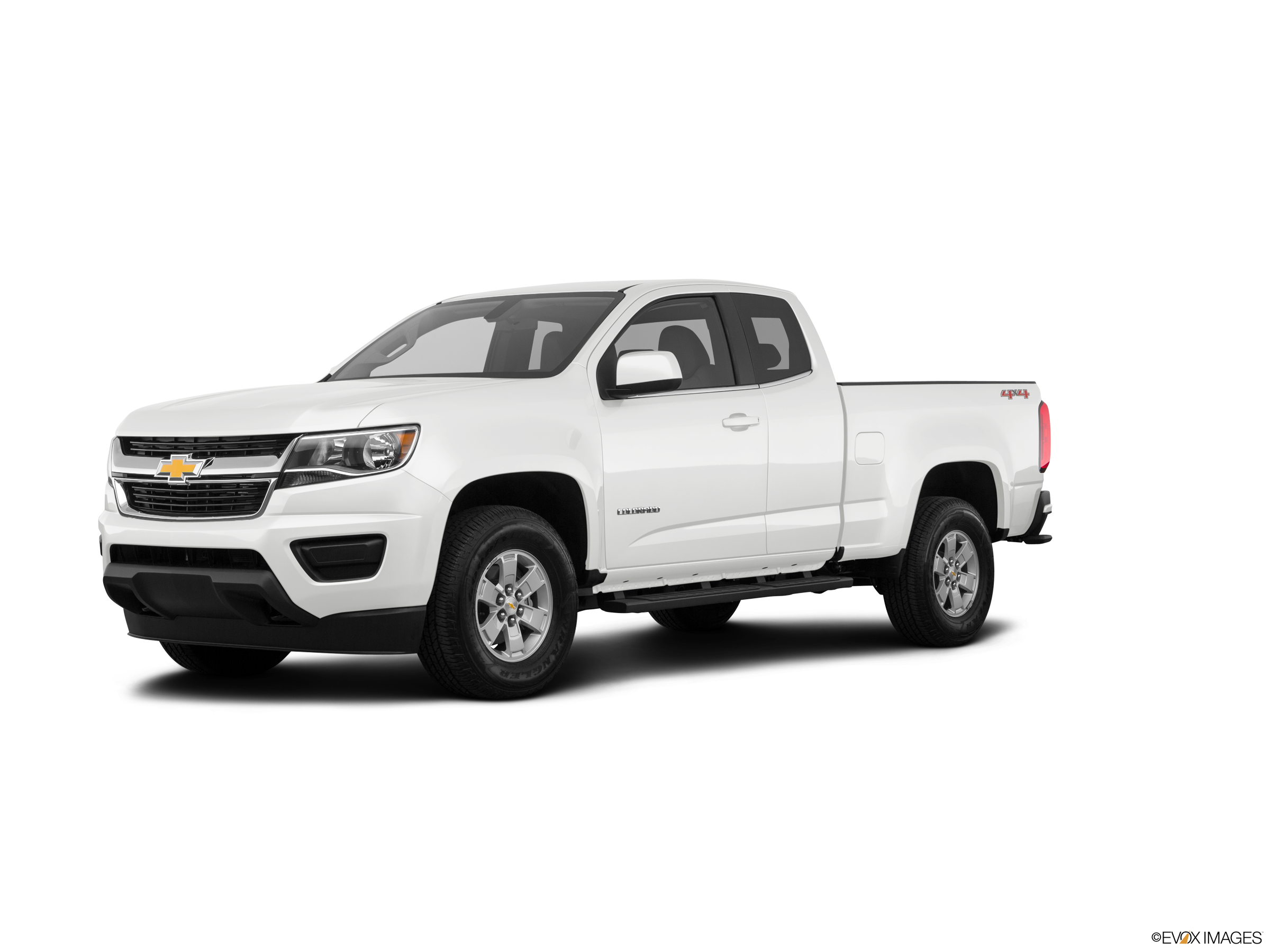 Most Fuel Efficient Trucks of 2019 - 2019 Chevrolet Colorado Extended Cab