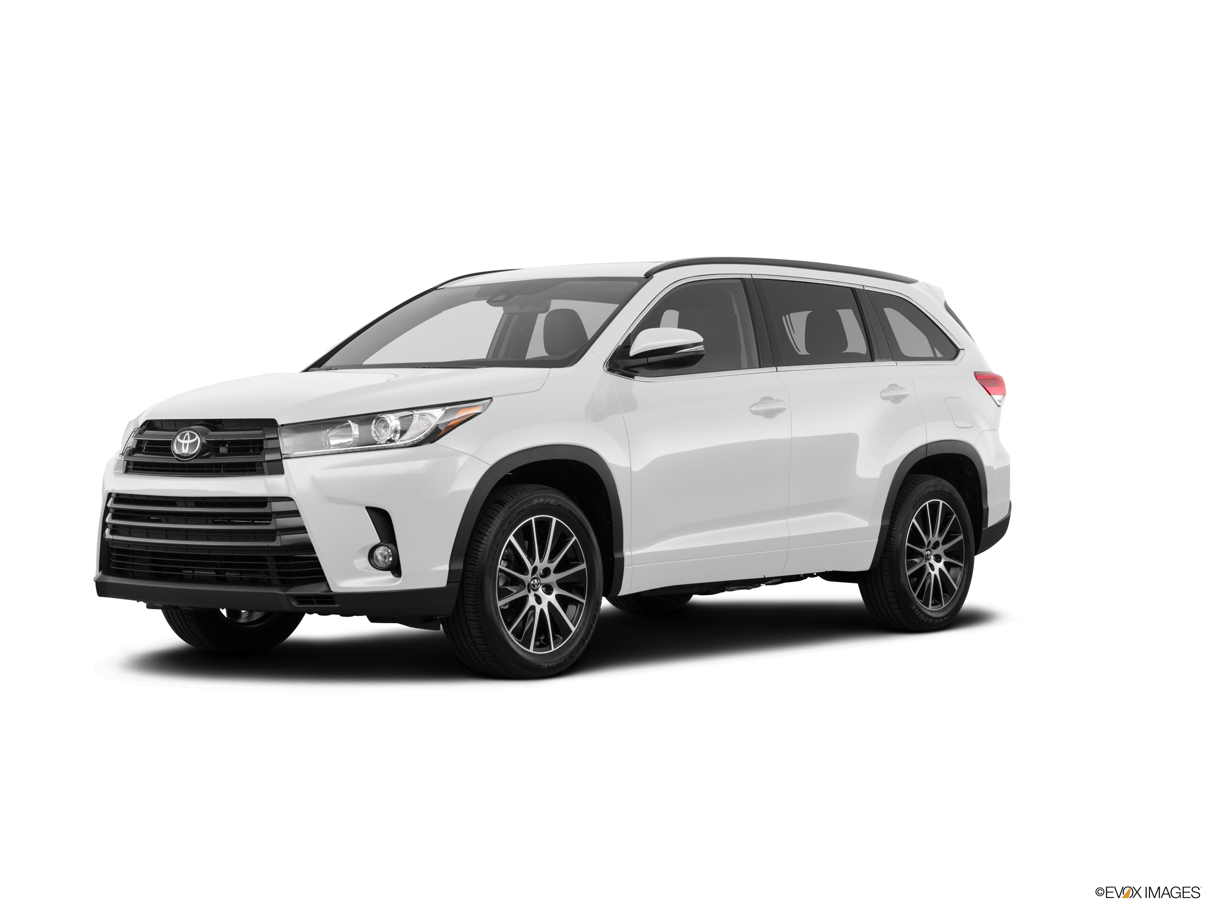 25 Best-Selling SUVs of 2018 - Toyota Highlander