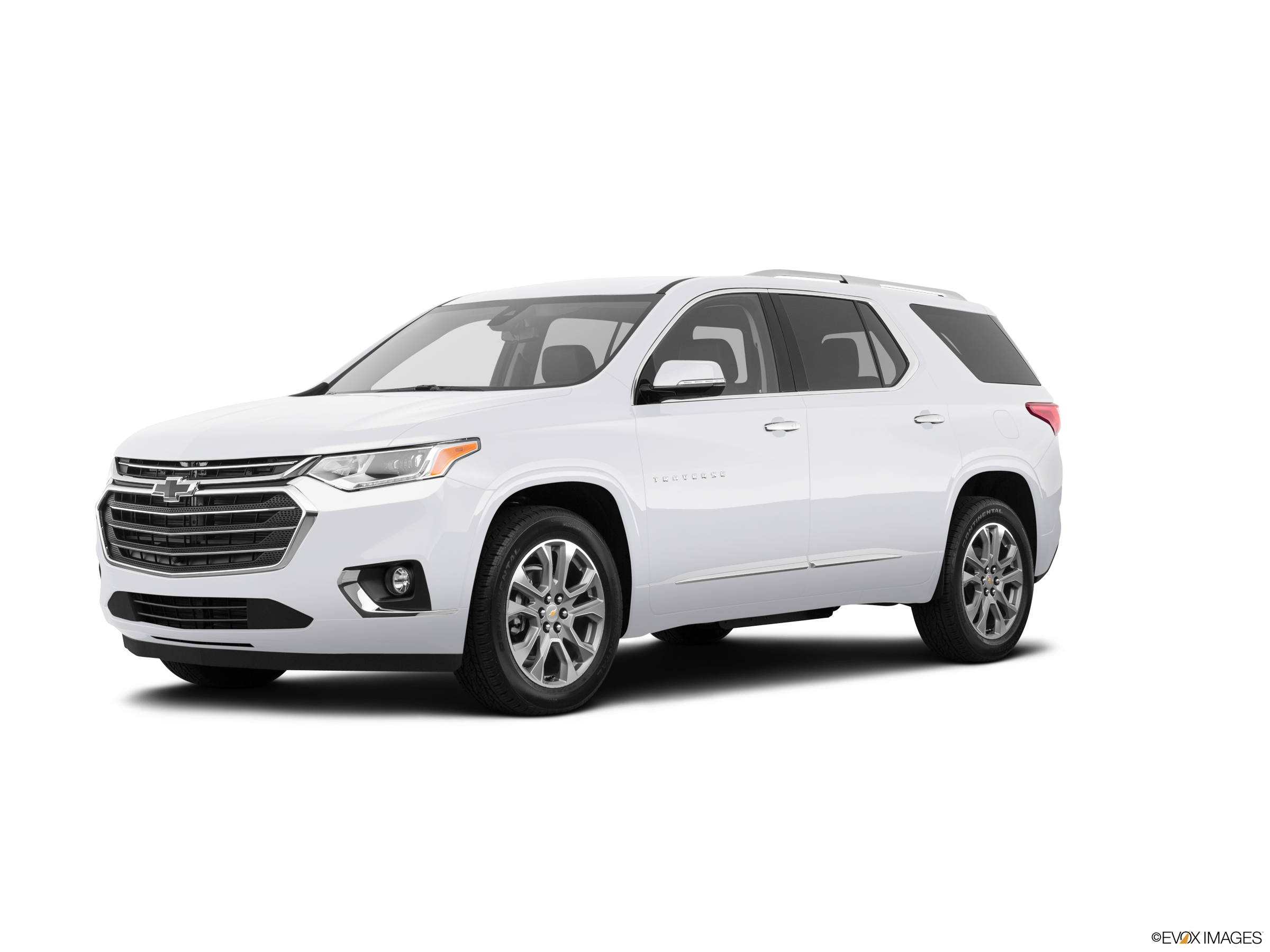 Top Consumer Rated Crossovers of 2019 - 2019 Chevrolet Traverse