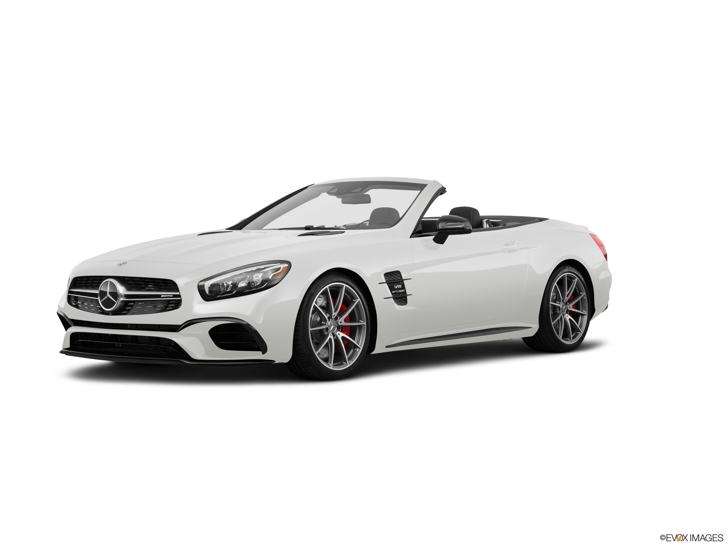 Highest Horsepower Convertibles of 2018 - 2018 Mercedes-Benz Mercedes-AMG SL