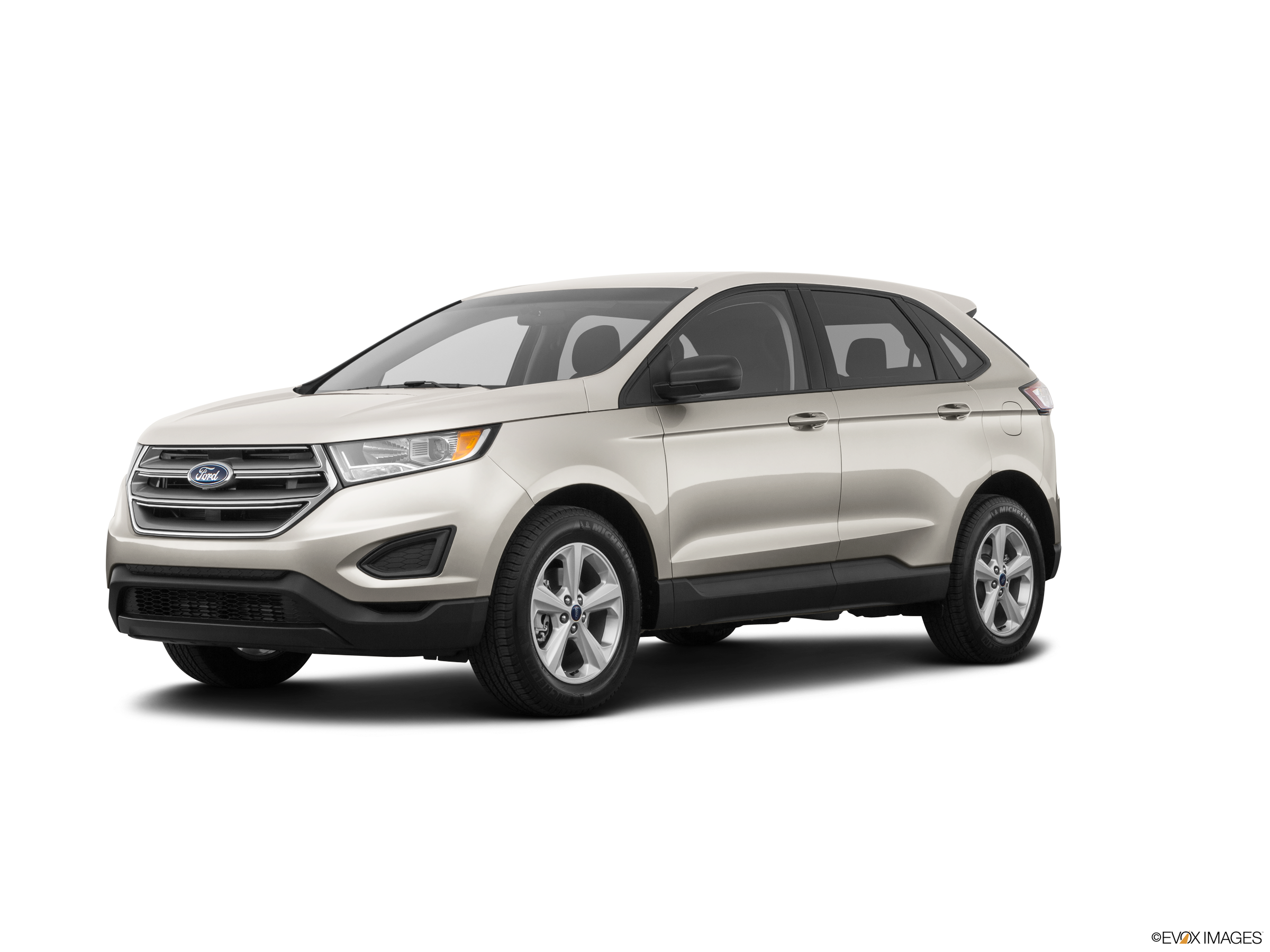 25 Best-Selling SUVs of 2018 - Ford Edge