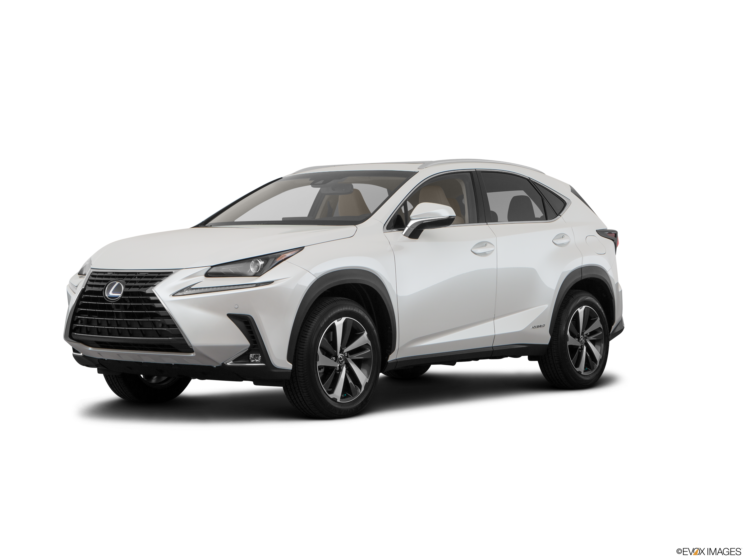 Most Fuel Efficient SUVS of 2018 - 2018 Lexus NX