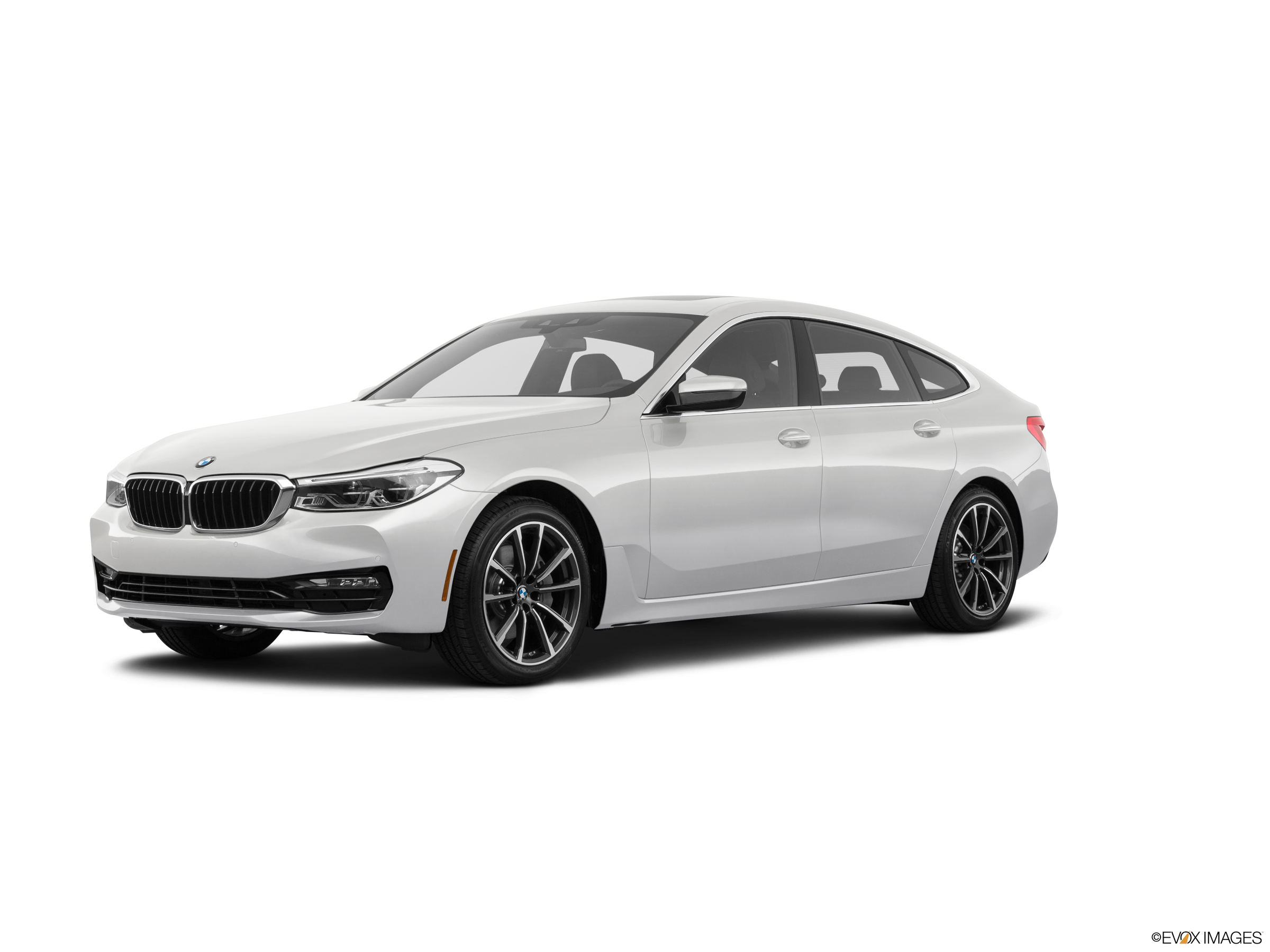 Highest Horsepower Hatchbacks of 2018 - 2018 BMW 6 Series