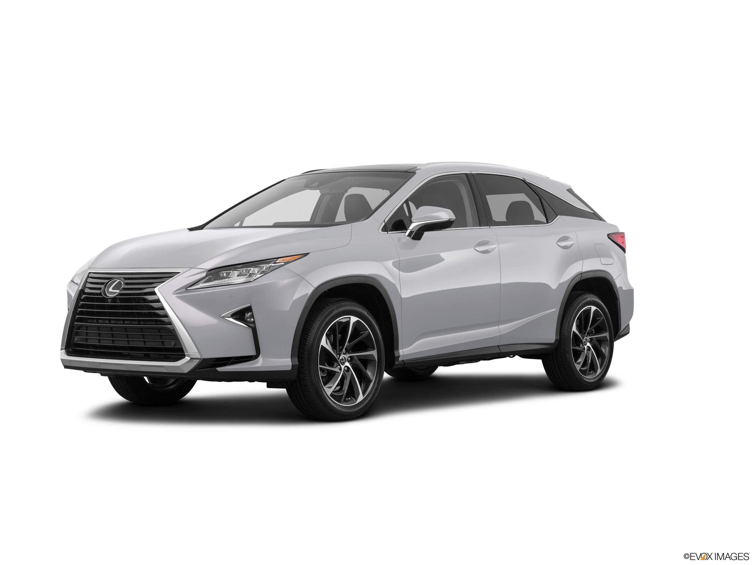 25 Best-Selling SUVs of 2018 - Lexus RX