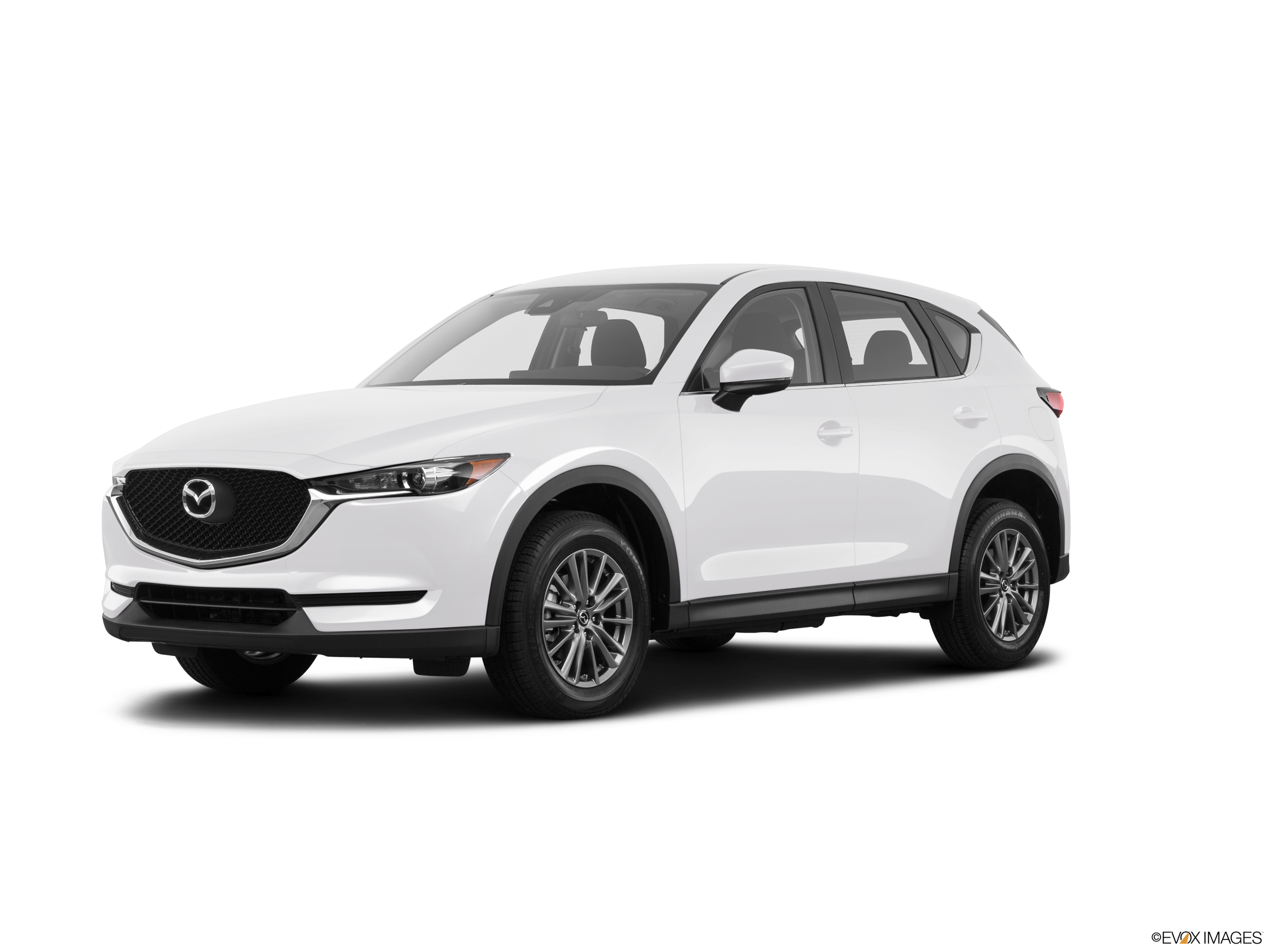25 Best-Selling SUVs of 2018 - Mazda CX-5