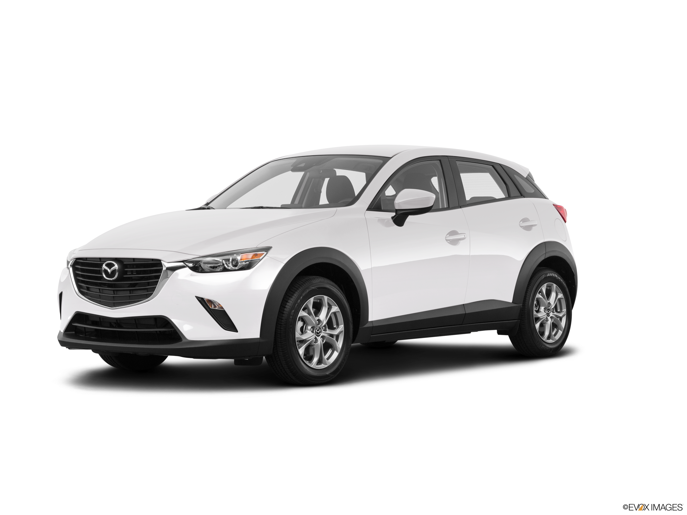 Most Fuel Efficient SUVS of 2018 - 2018 MAZDA CX-3