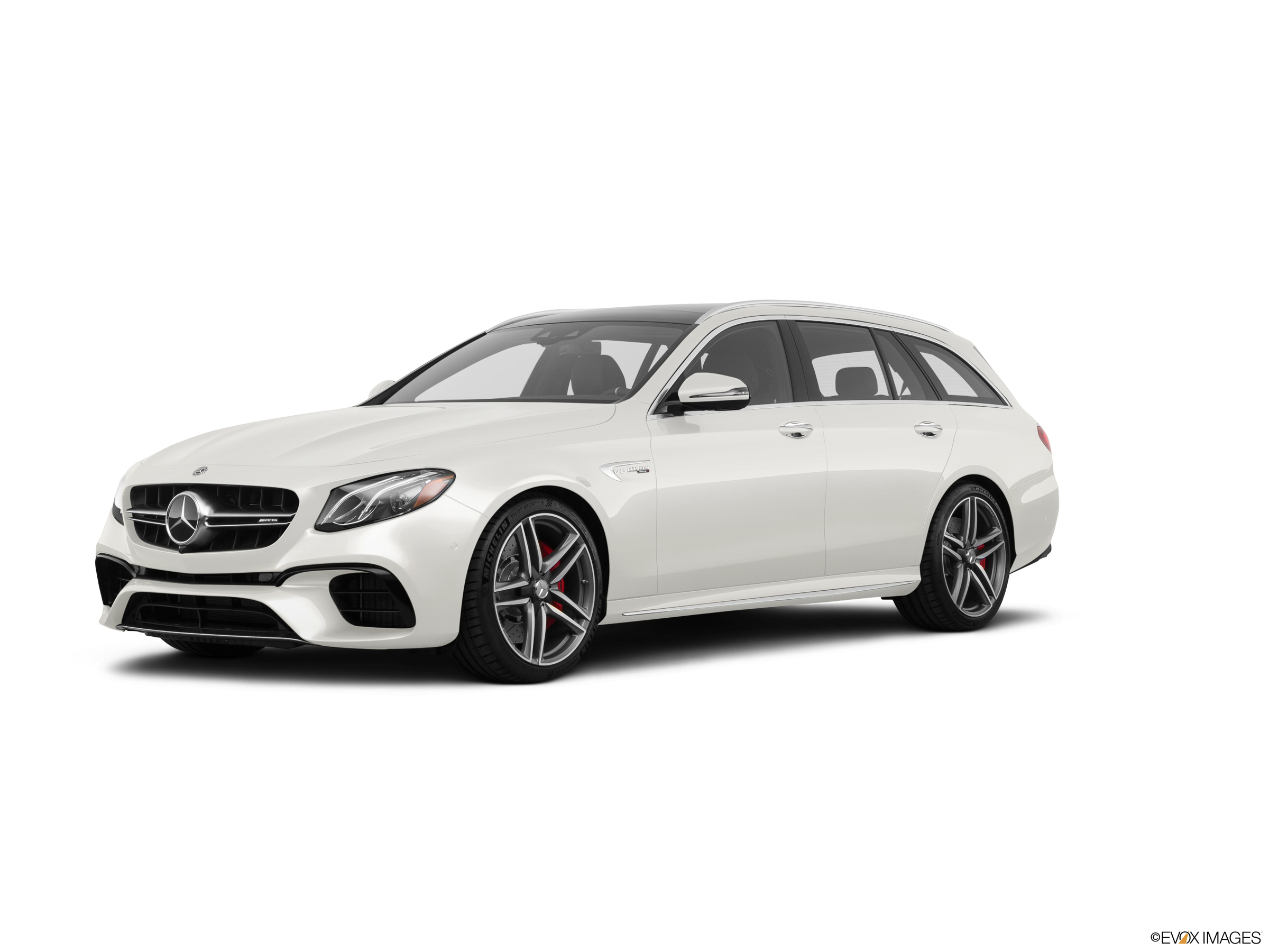 Top Expert Rated Wagons of 2018 - 2018 Mercedes-Benz Mercedes-AMG E-Class