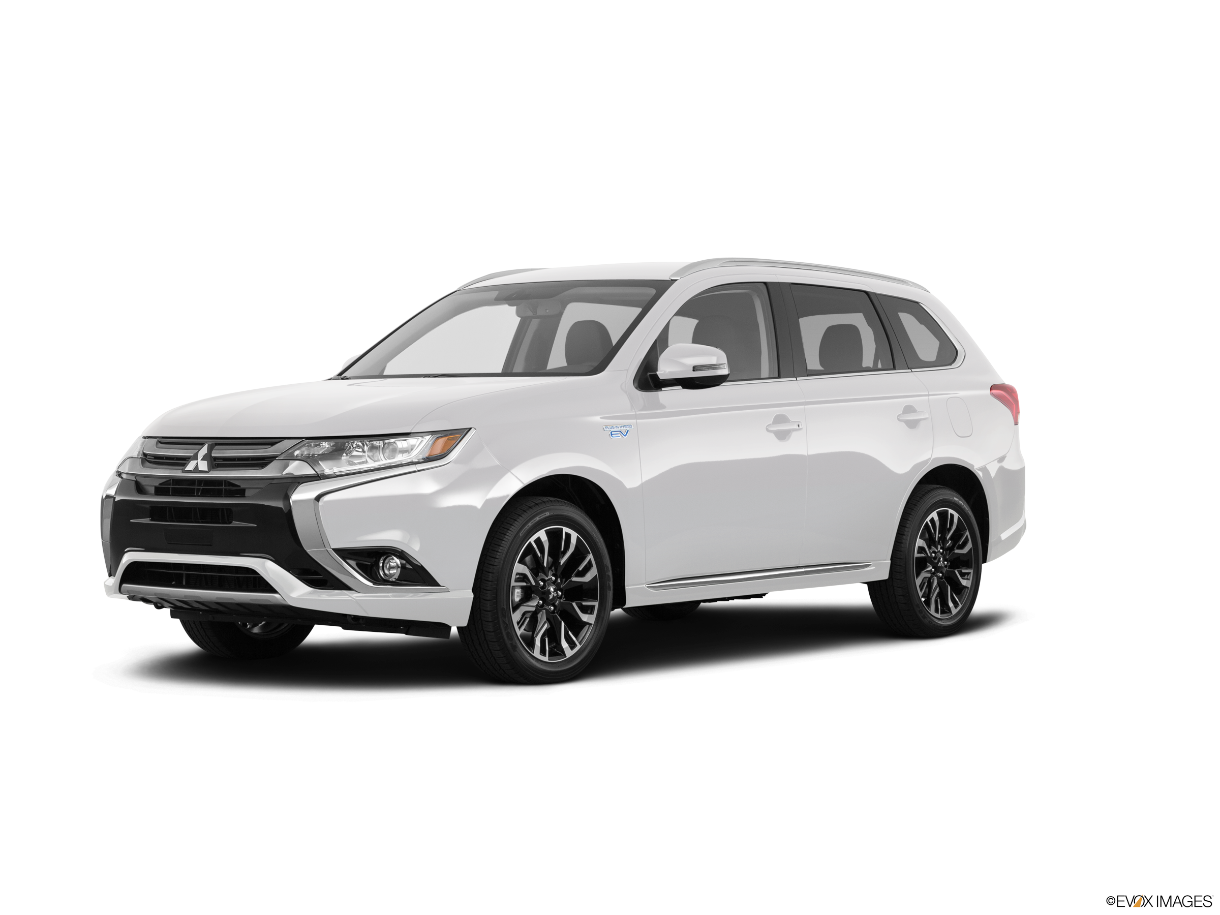 Best Safety Rated Electric Cars of 2018 - 2018 Mitsubishi Outlander PHEV
