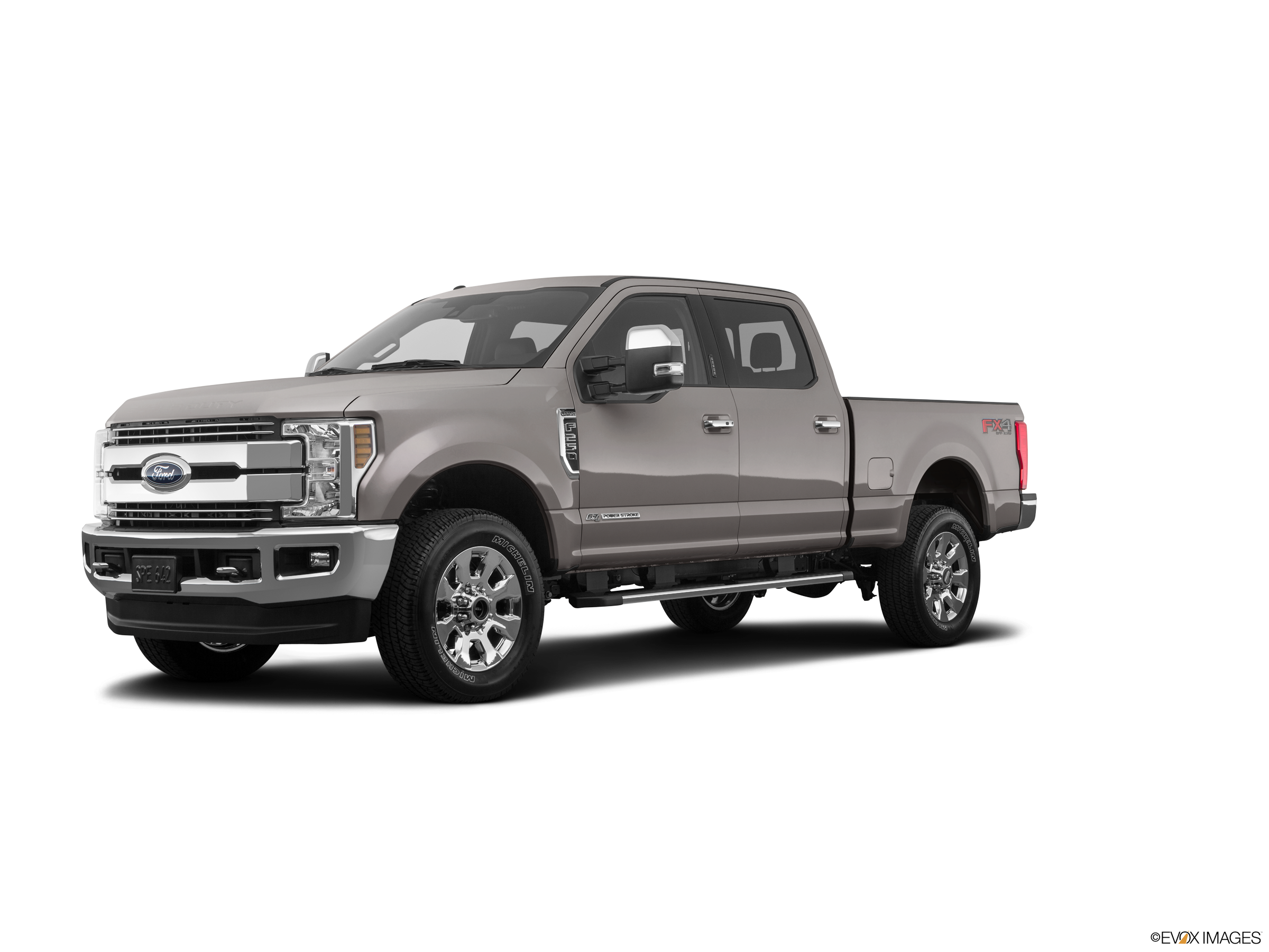 Highest Horsepower Trucks of 2018 - 2018 Ford F250 Super Duty Crew Cab