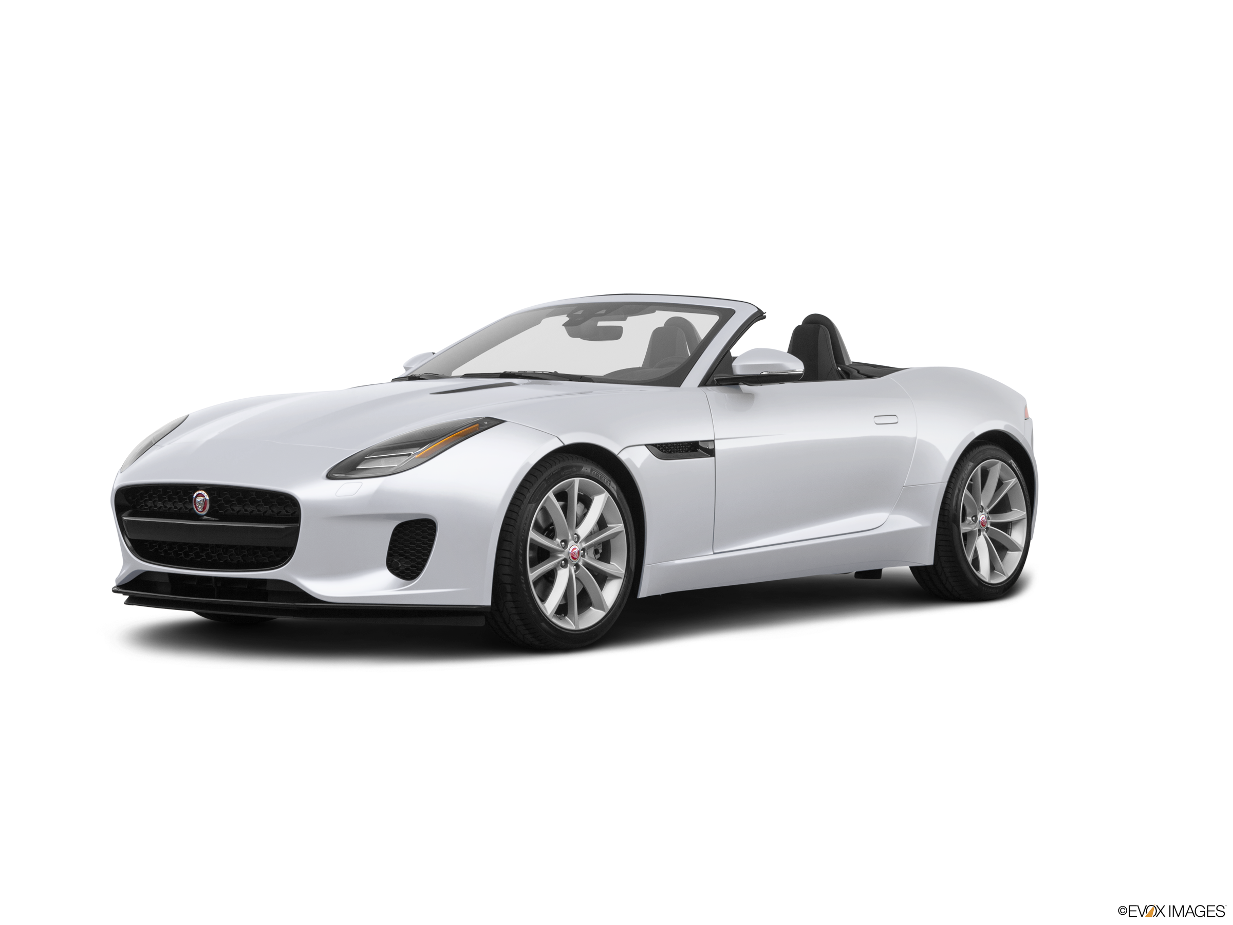 Highest Horsepower Convertibles of 2018 - 2018 Jaguar F-TYPE