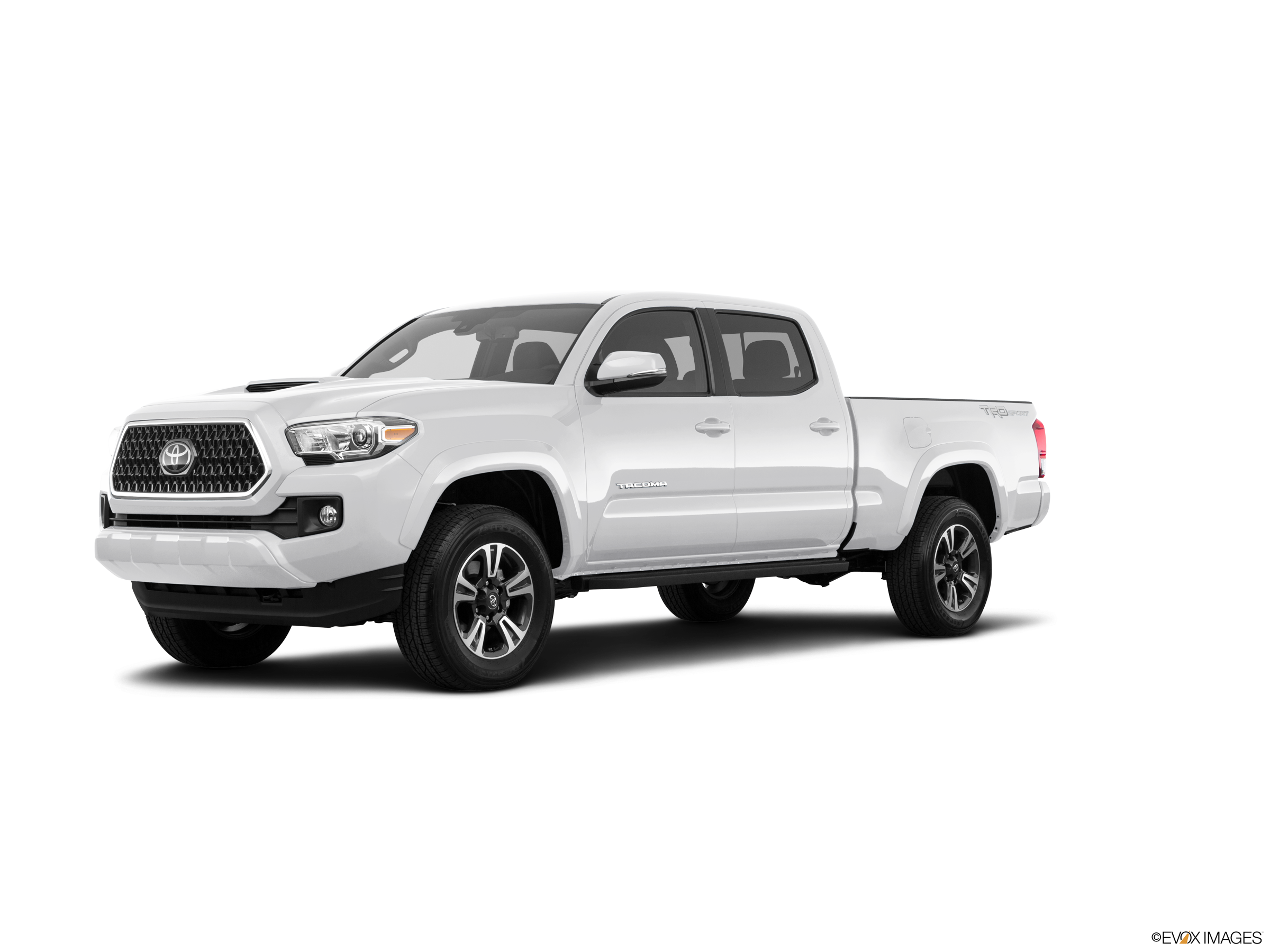 Top Expert Rated Trucks of 2019 - 2019 Toyota Tacoma Double Cab