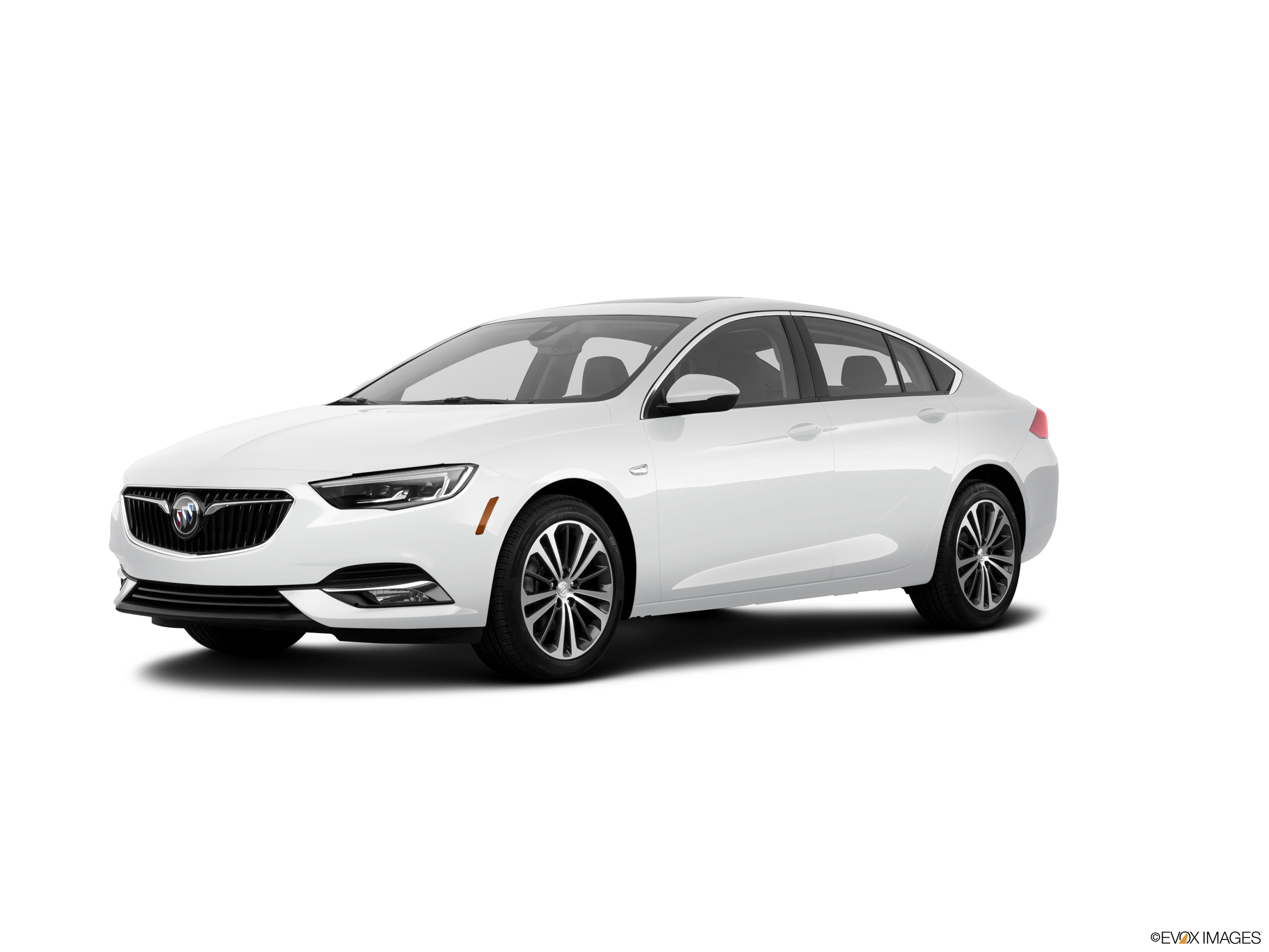 Top Consumer Rated Luxury Vehicles of 2018 - 2018 Buick Regal Sportback