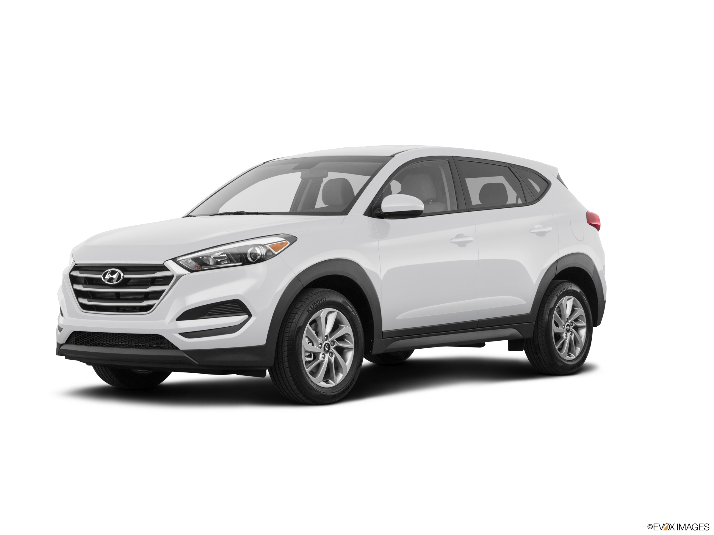 25 Best-Selling SUVs of 2018 - Hyundai Tucson