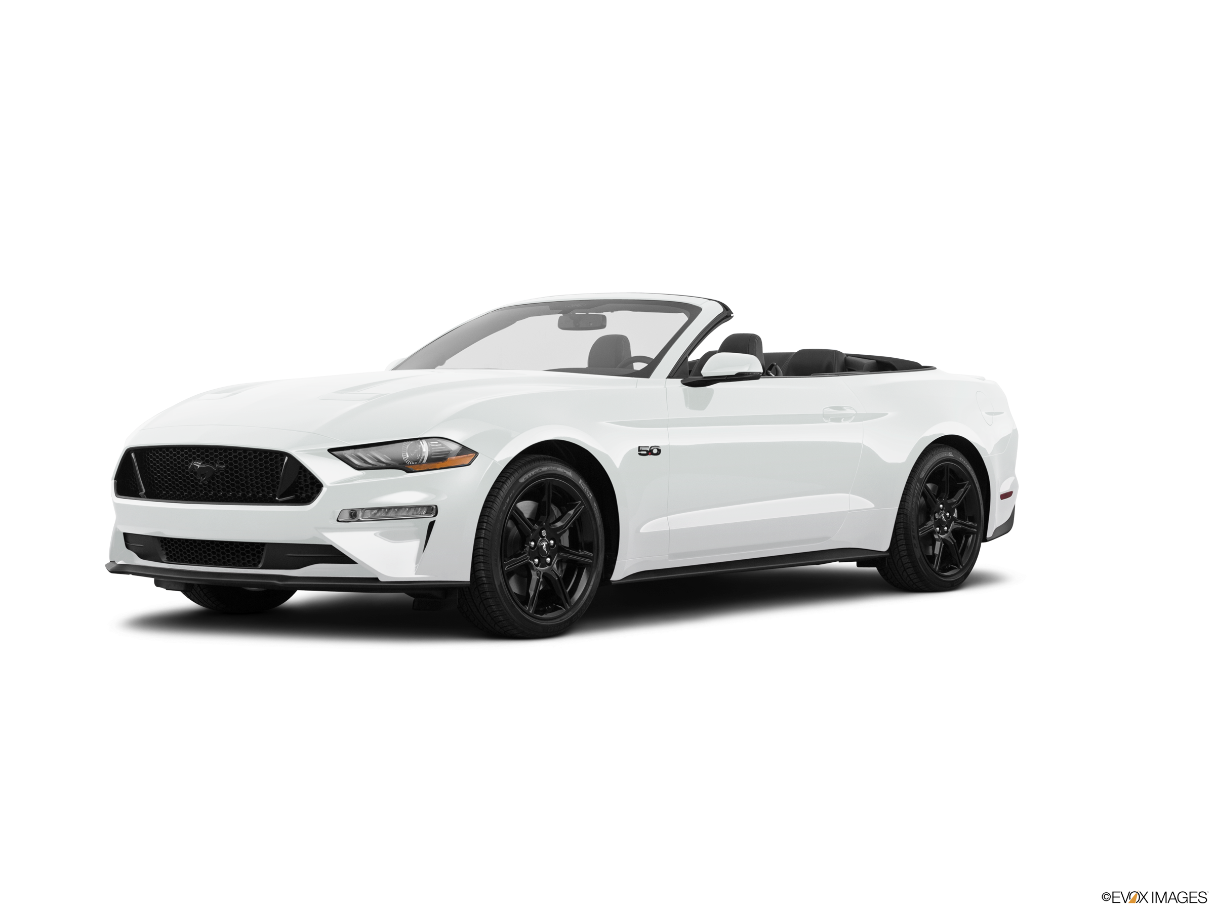 Most Popular Convertibles of 2019 - 2019 Ford Mustang