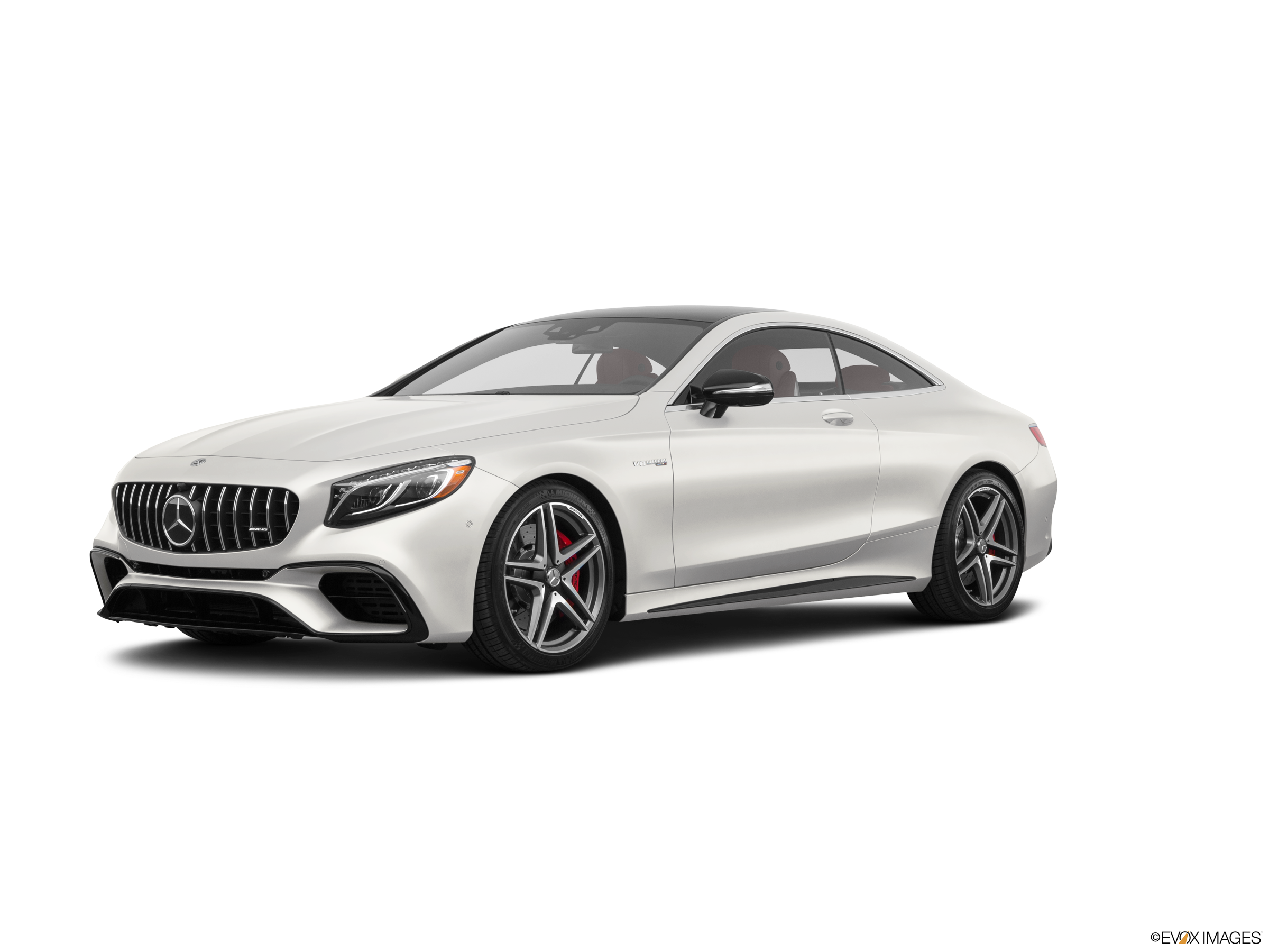 Highest Horsepower Coupes of 2019 - 2019 Mercedes-Benz Mercedes-AMG S-Class
