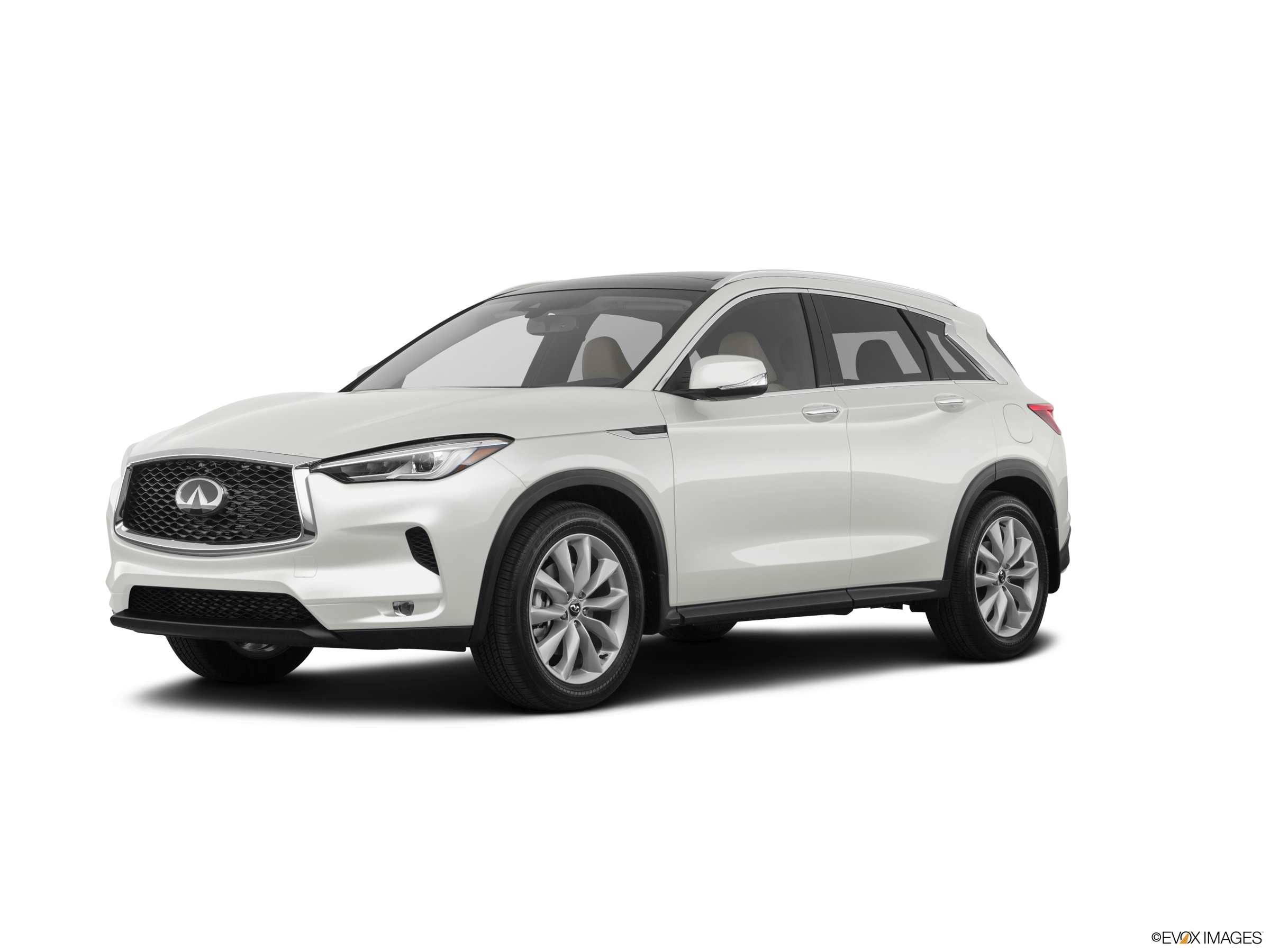 Top Consumer Rated Crossovers of 2019 - 2019 INFINITI QX50