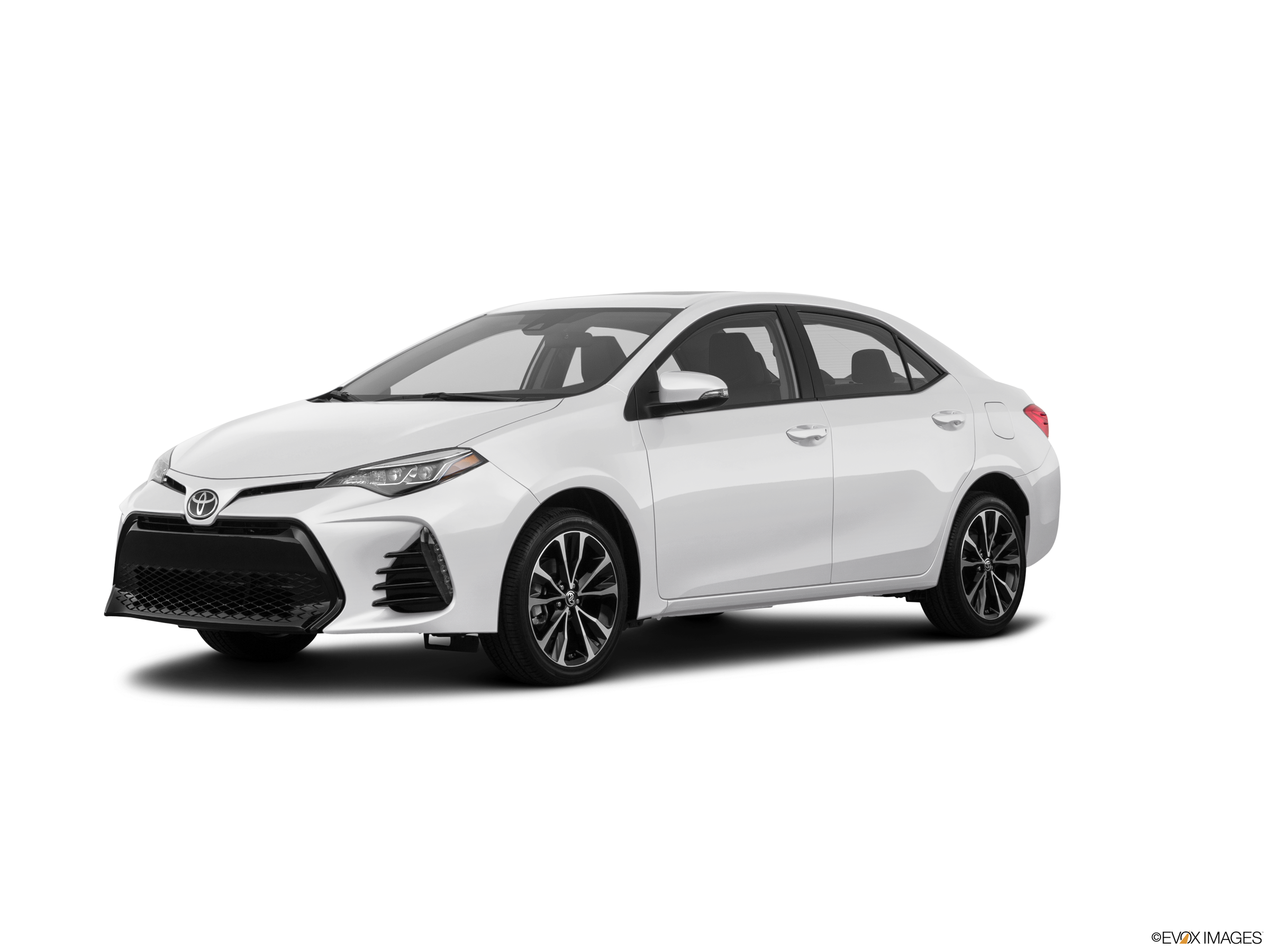 Best Safety Rated Sedans of 2019 - 2019 Toyota Corolla