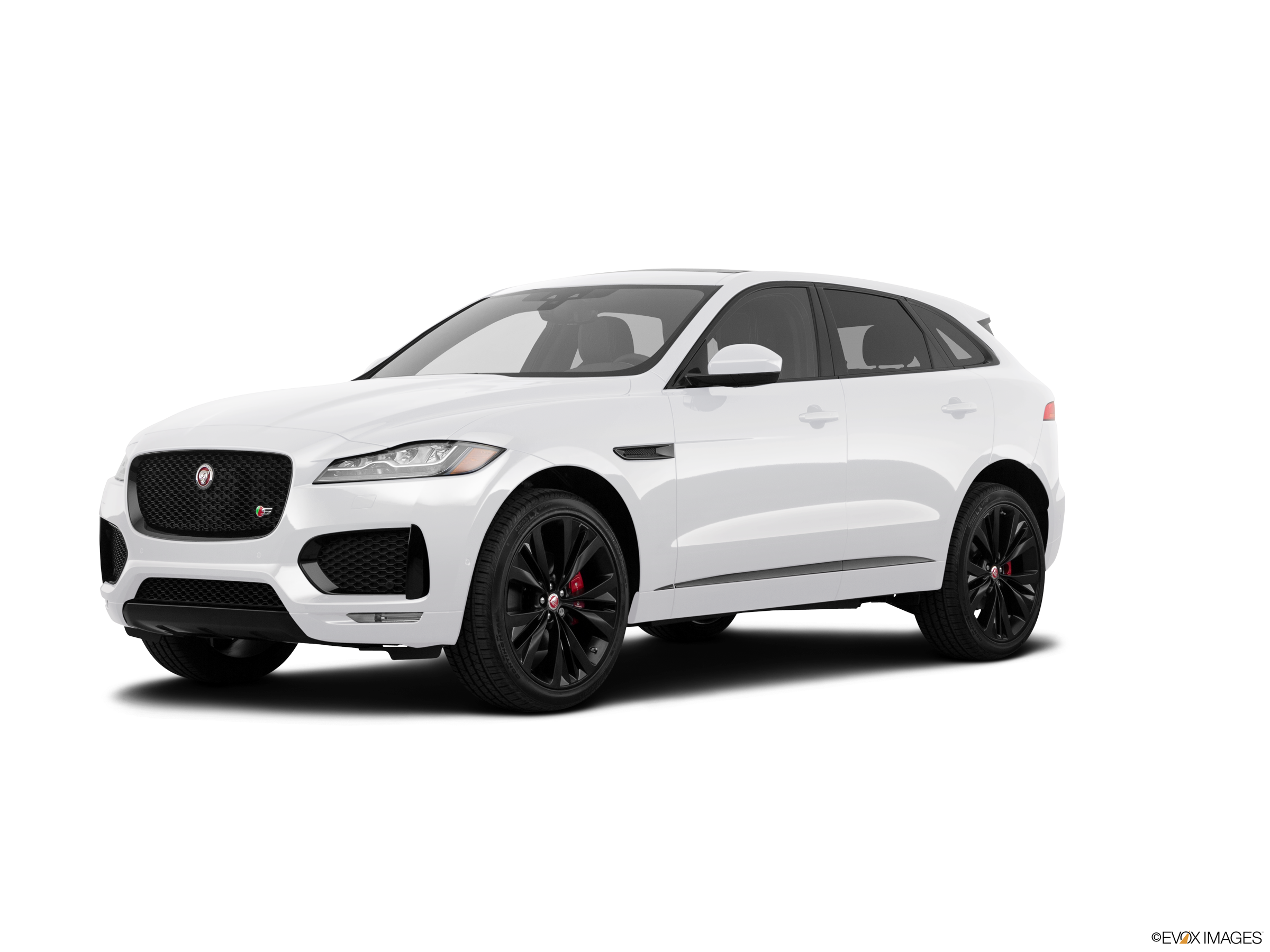 Highest Horsepower Luxury Vehicles of 2019 - 2019 Jaguar F-PACE