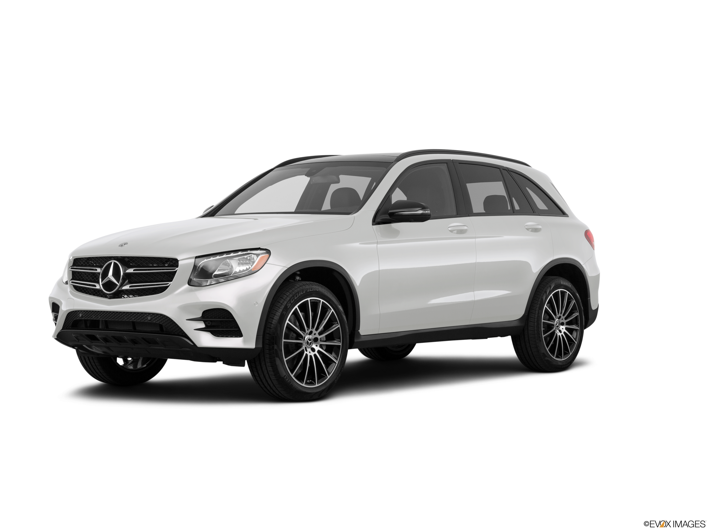 Top Expert Rated Crossovers of 2019 - 2019 Mercedes-Benz GLC