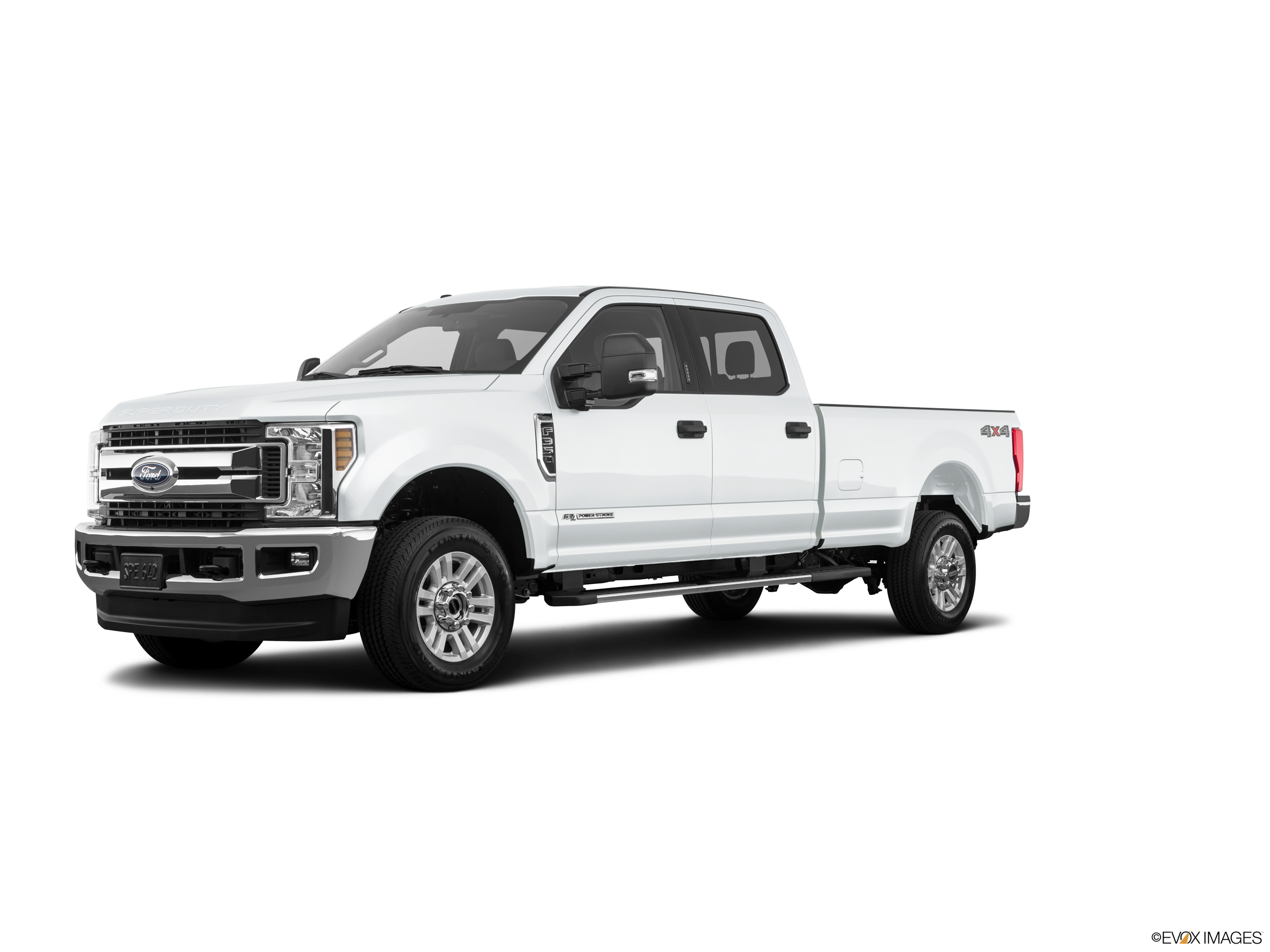 Top Expert Rated Trucks of 2019 - 2019 Ford F350 Super Duty Crew Cab