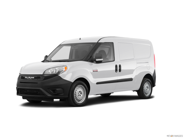 Most Fuel Efficient Van Minivans Of 2019 Ram Promaster City