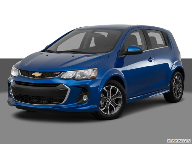 Best Safety Rated Hatchbacks of 2019 - 2019 Chevrolet Sonic