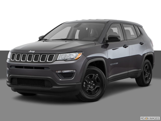 25 Best-Selling SUVs of 2018 - Jeep Compass