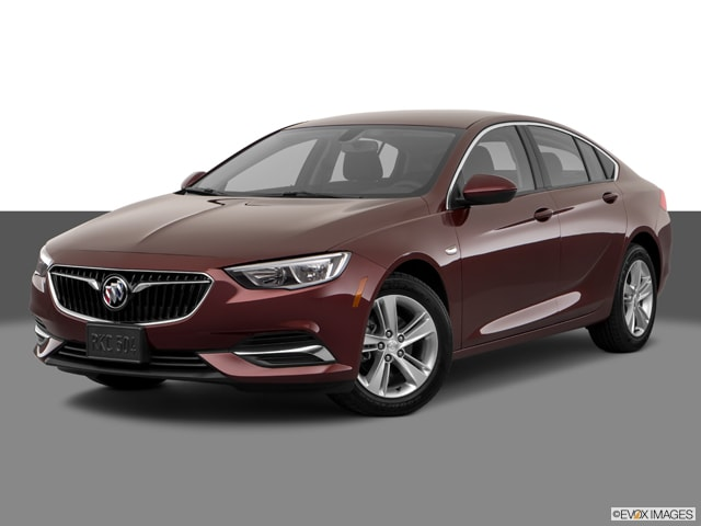 Top Consumer Rated Sedans of 2019 - 2019 Buick Regal Sportback