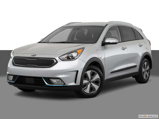 Most Popular Wagons of 2018 - 2018 Kia Niro Plug-in Hybrid