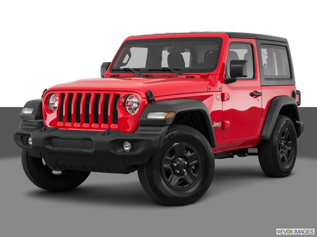 Top Consumer Rated SUVS of 2019 - 2019 Jeep Wrangler