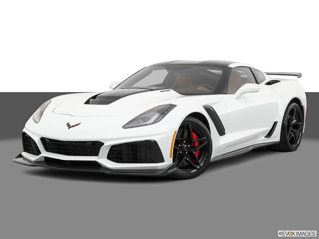 Highest Horsepower Coupes of 2019 - 2019 Chevrolet Corvette