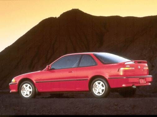 Most Fuel Efficient Luxury Vehicles of 1992 - 1992 Acura Integra
