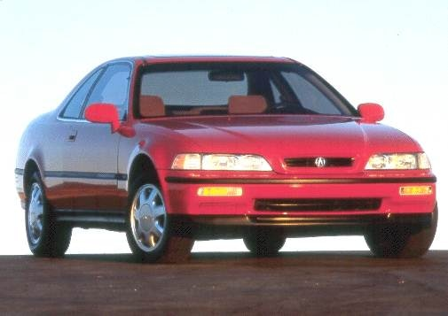 Top Consumer Rated Coupes of 1992 - 1992 Acura Legend