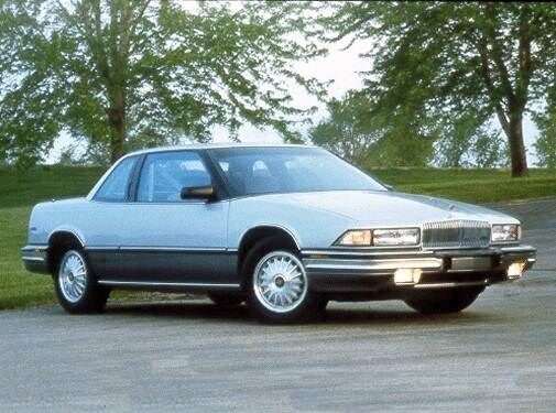 Most Popular Coupes of 1992