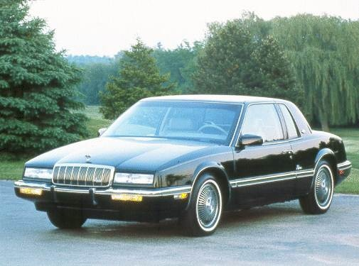 Most Fuel Efficient Luxury Vehicles of 1992 - 1992 Buick Riviera