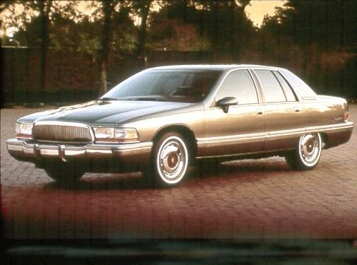 Top Consumer Rated Sedans of 1992 - 1992 Buick Roadmaster