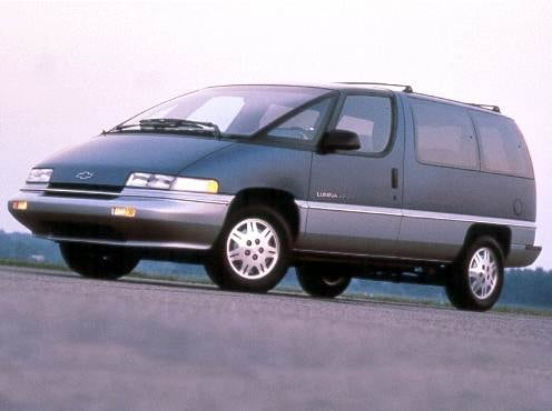 Most Fuel Efficient Van/Minivans of 1992 - 1992 Chevrolet Lumina APV