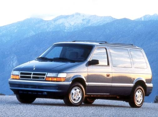 Most Fuel Efficient Van/Minivans of 1992 - 1992 Dodge Caravan Passenger