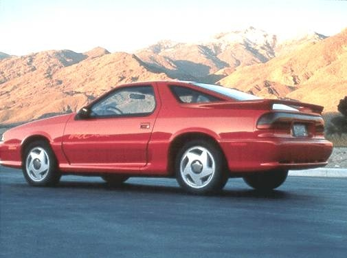 Highest Horsepower Hatchbacks of 1992 - 1992 Dodge Daytona
