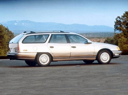 Most Popular Wagons of 1992 - 1992 Ford Taurus