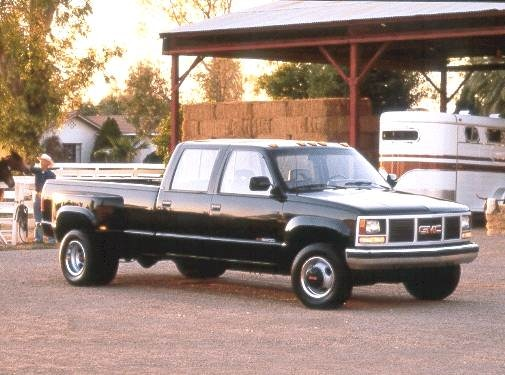 Highest Horsepower Trucks of 1992 - 1992 GMC 3500 Crew Cab